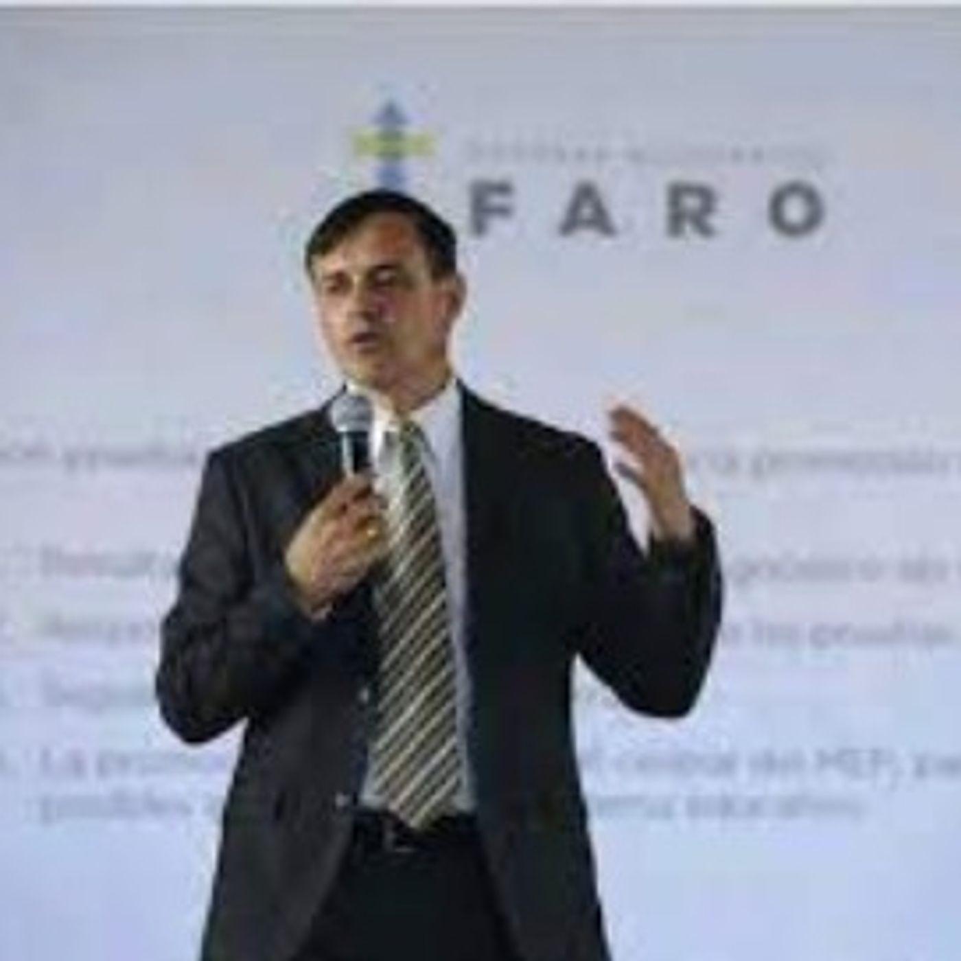 Pablo Mena, Director de Gestión y Evaluación de la Calidad, MEP. / Martes 06-Abril,2021
