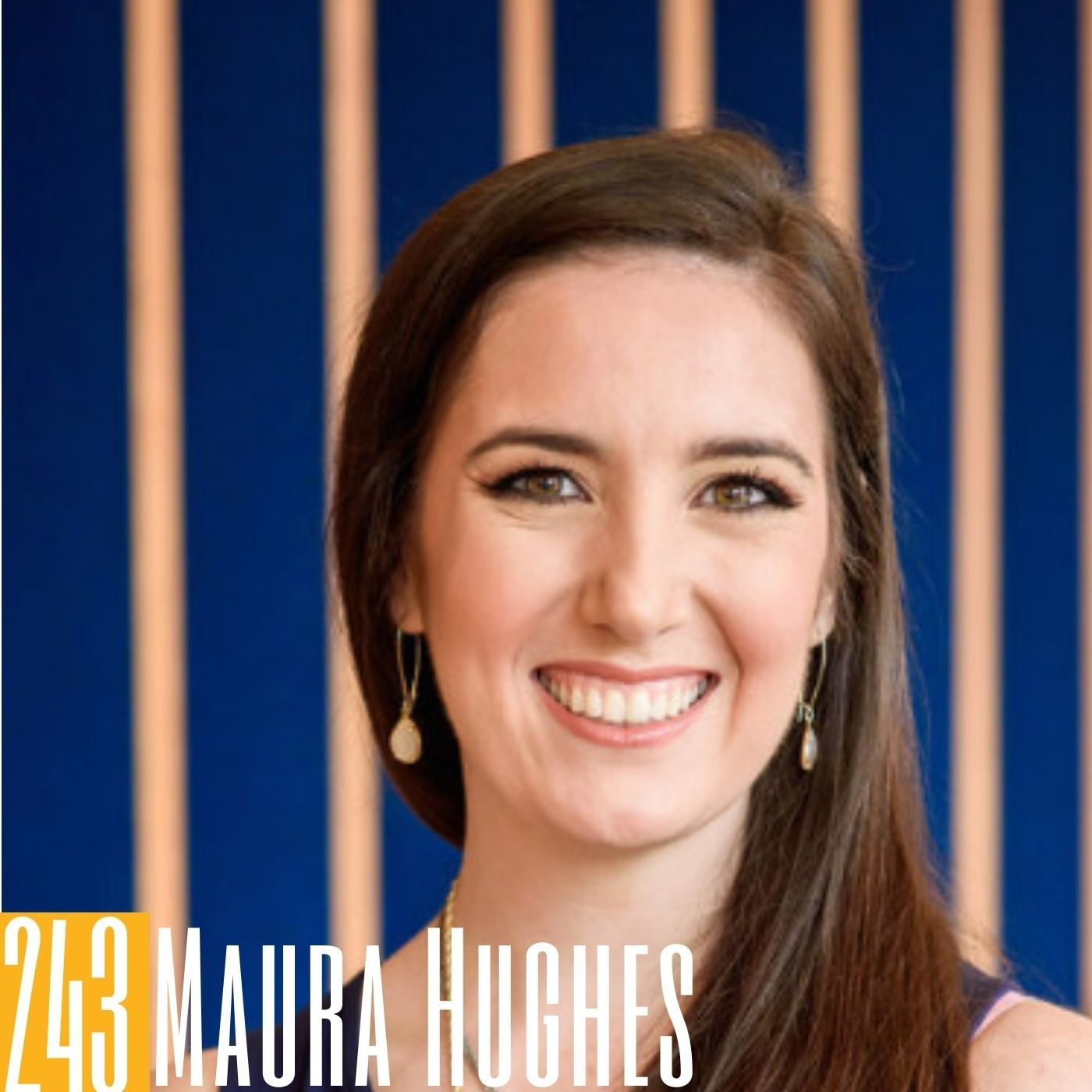 243 Maura Hughes - Podcasting is a Community