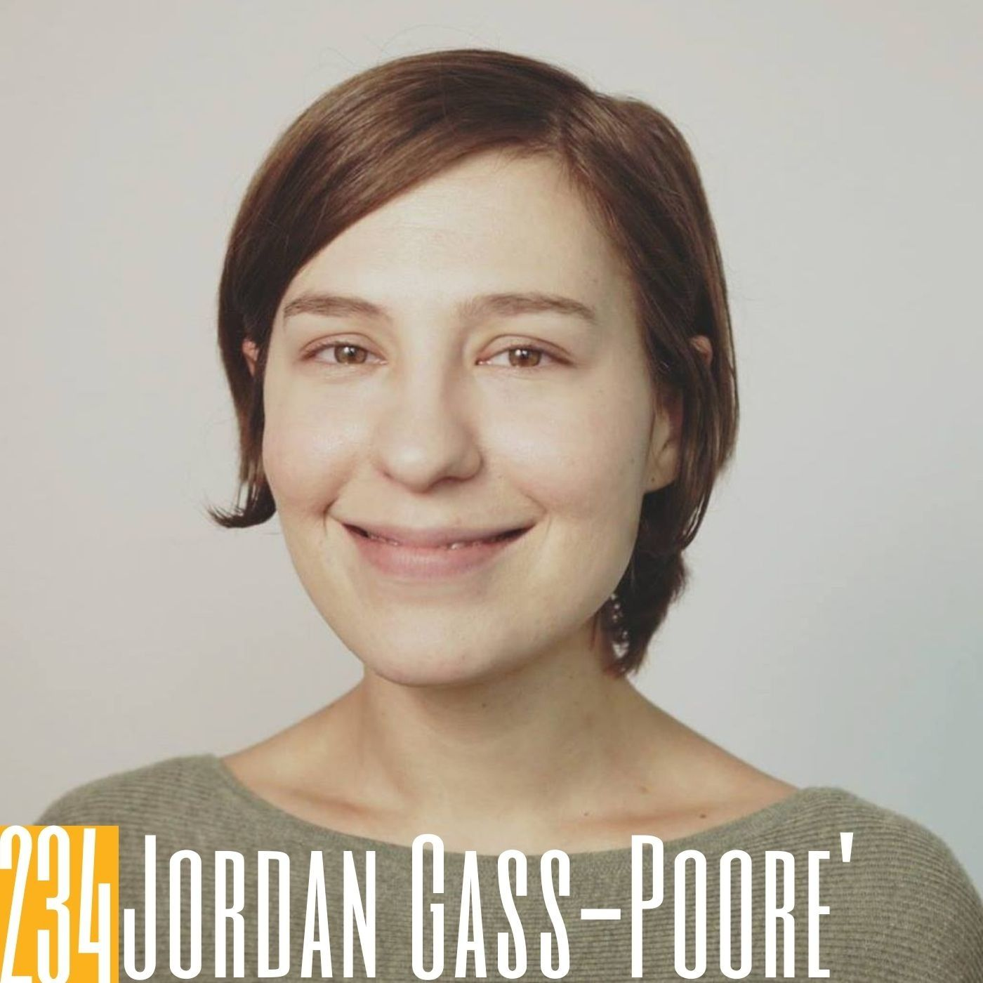 234 Jordan Gass-Poore' - Going Down the Rabbit Hole