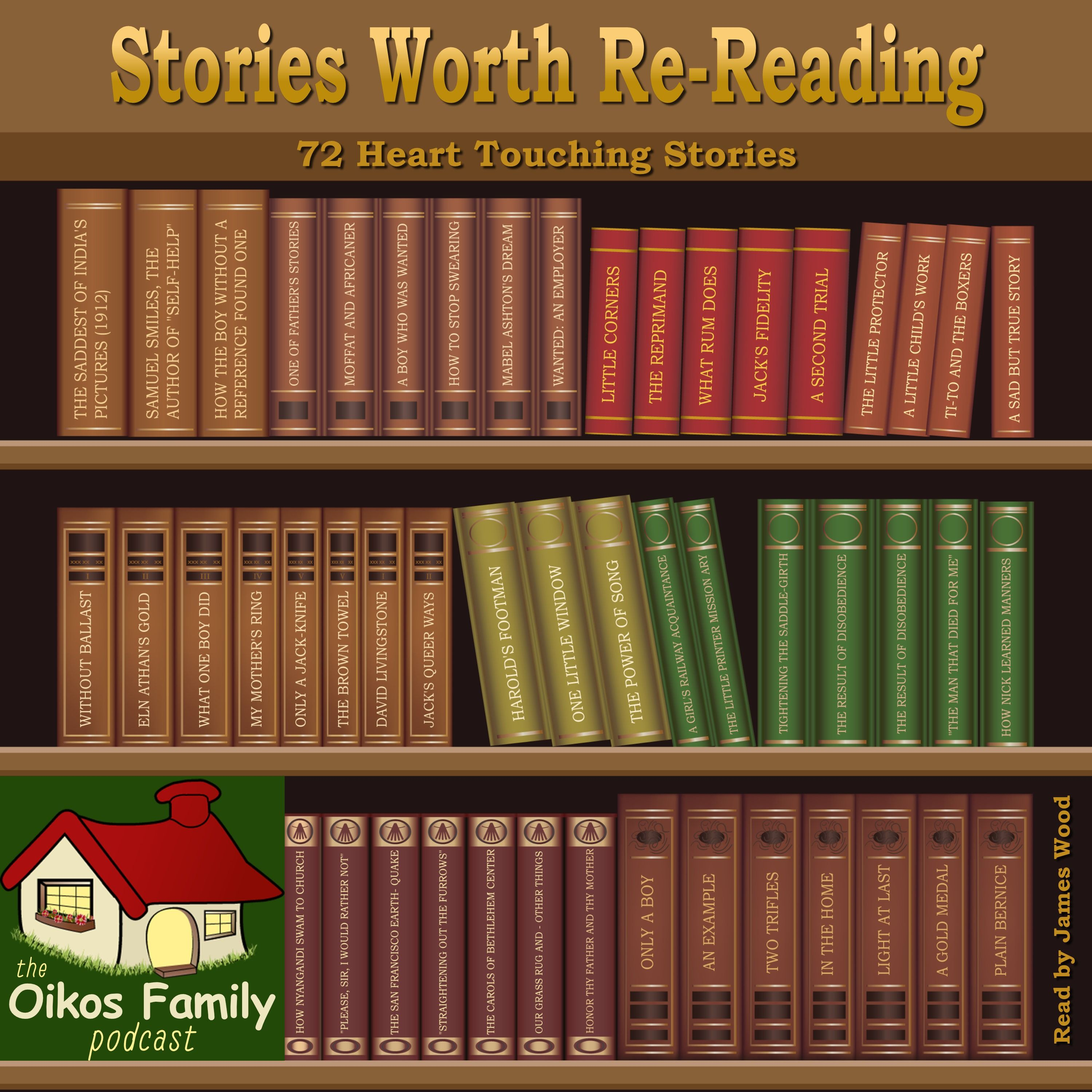 Stories Worth Re-Reading: Little Corners