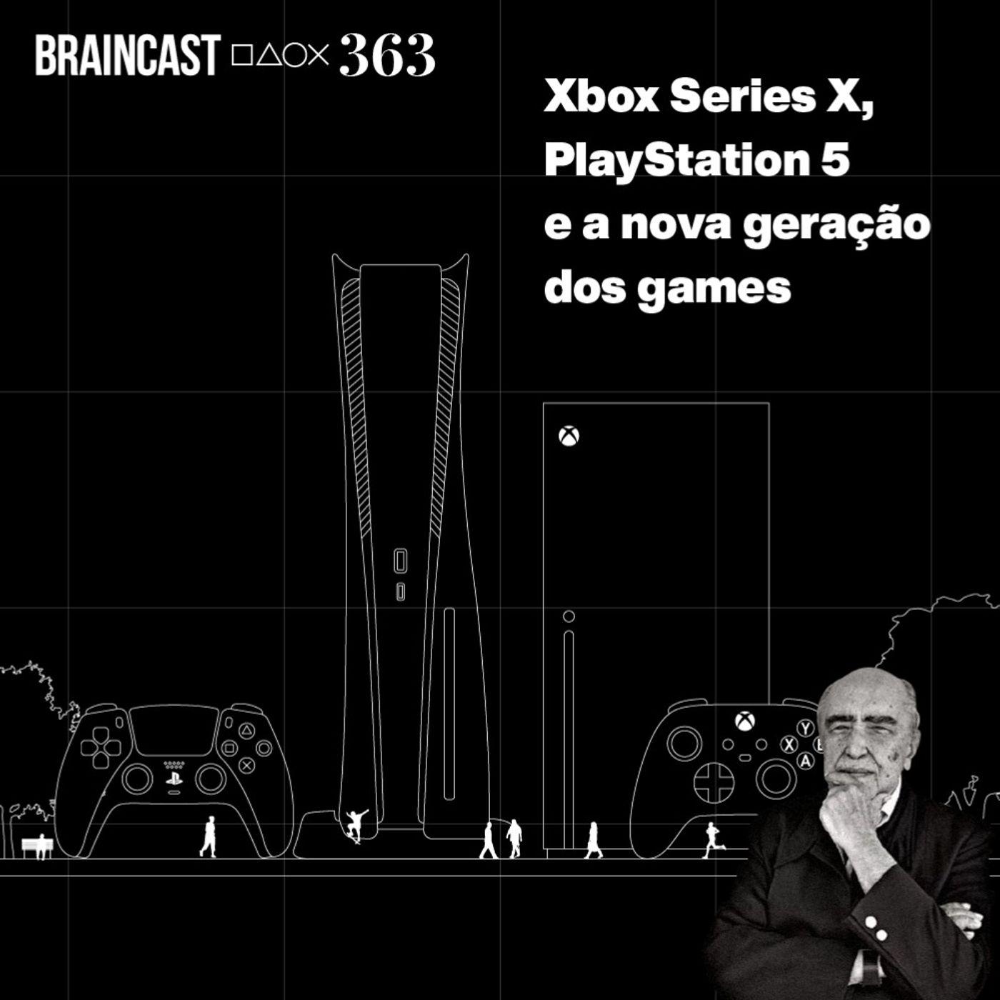 Xbox Series X, PlayStation 5 e a nova geração dos games