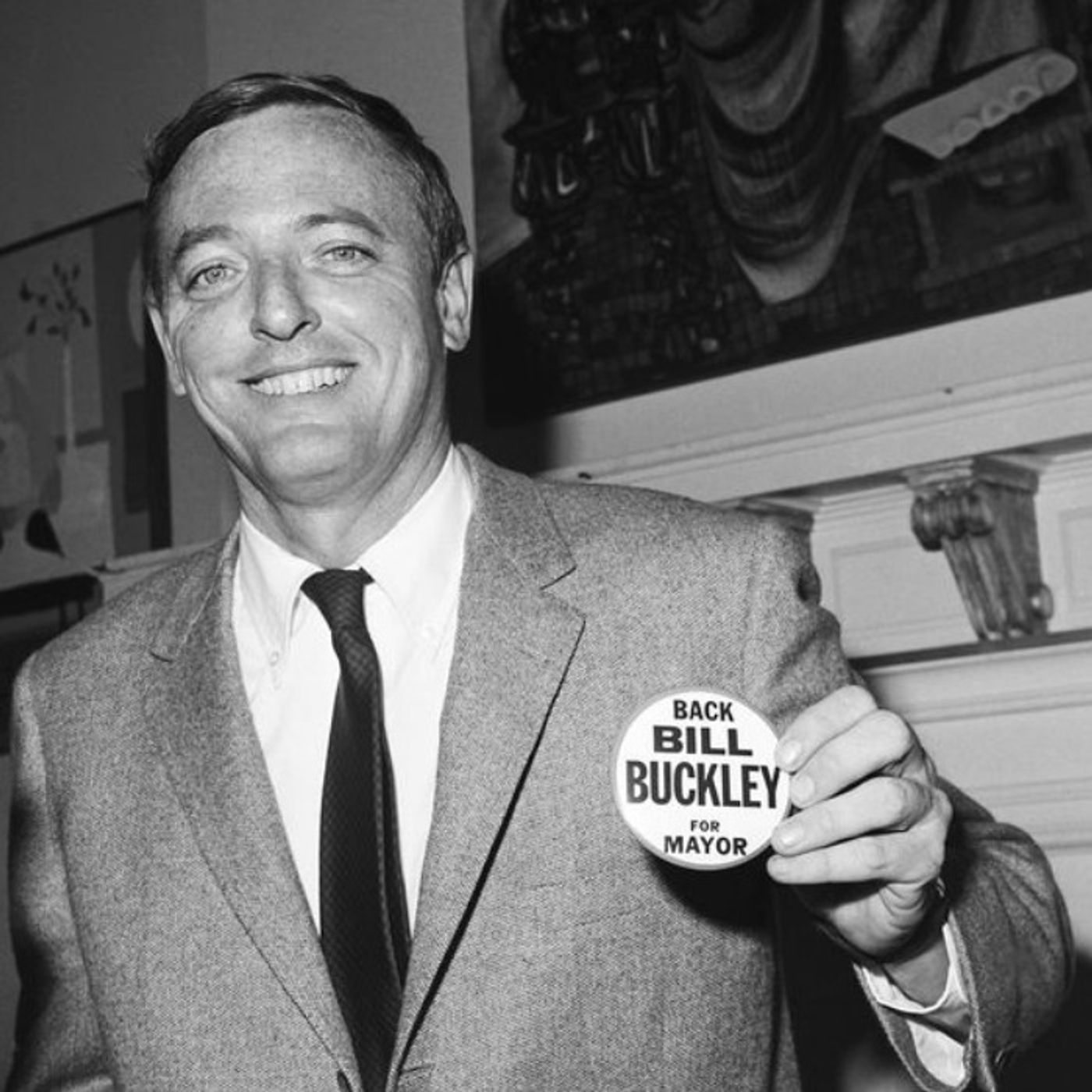 Buckley for Mayor (w/ Sam Tanenhaus)