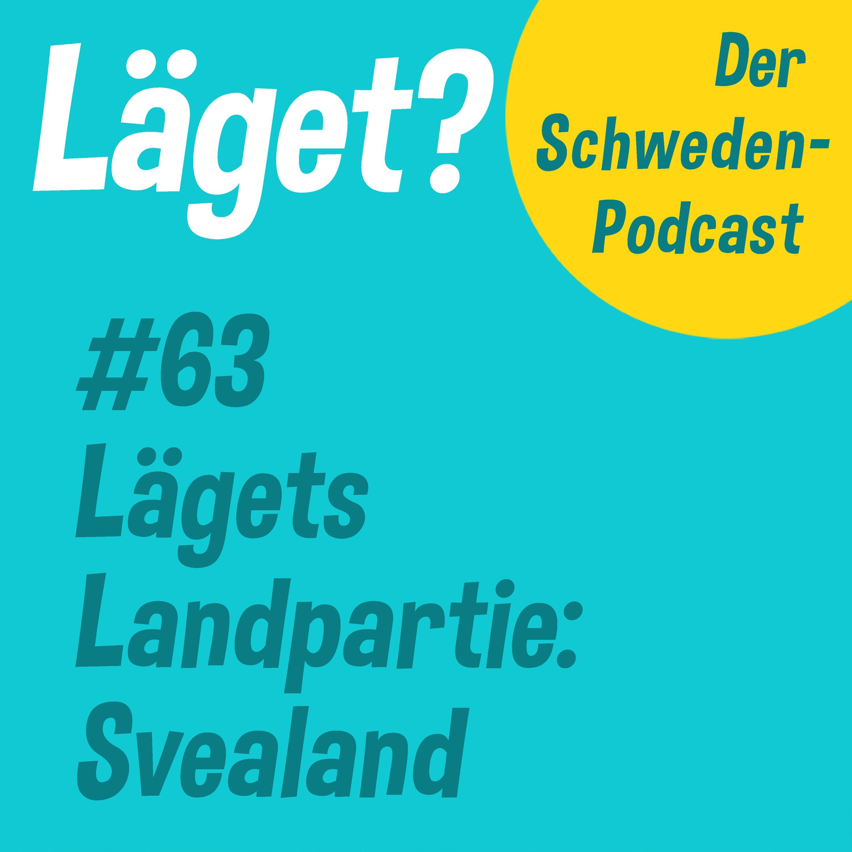 Läget #63 | Lägets Landpartie: Svealand