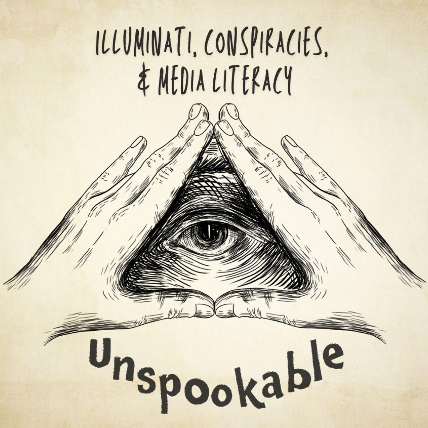 Episode 27: Illuminati, Conspiracies, & Media Literacy