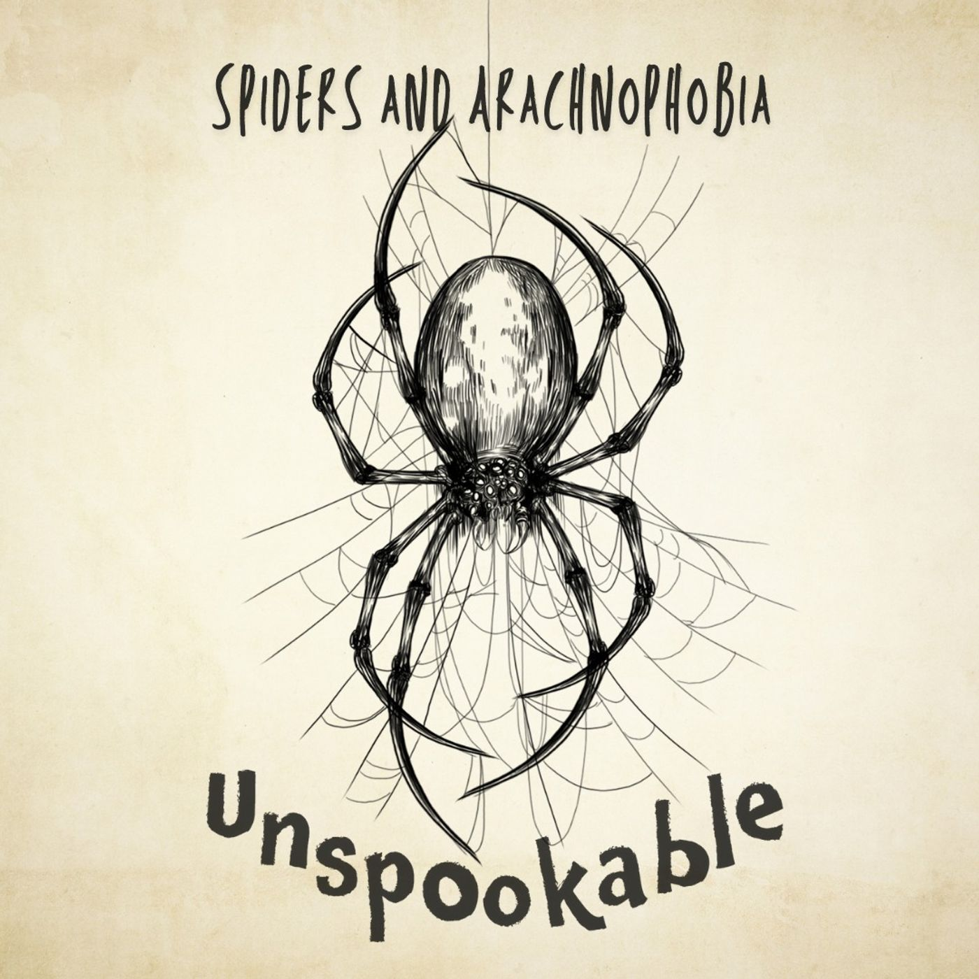 Episode 26: Spiders and Arachnophobia