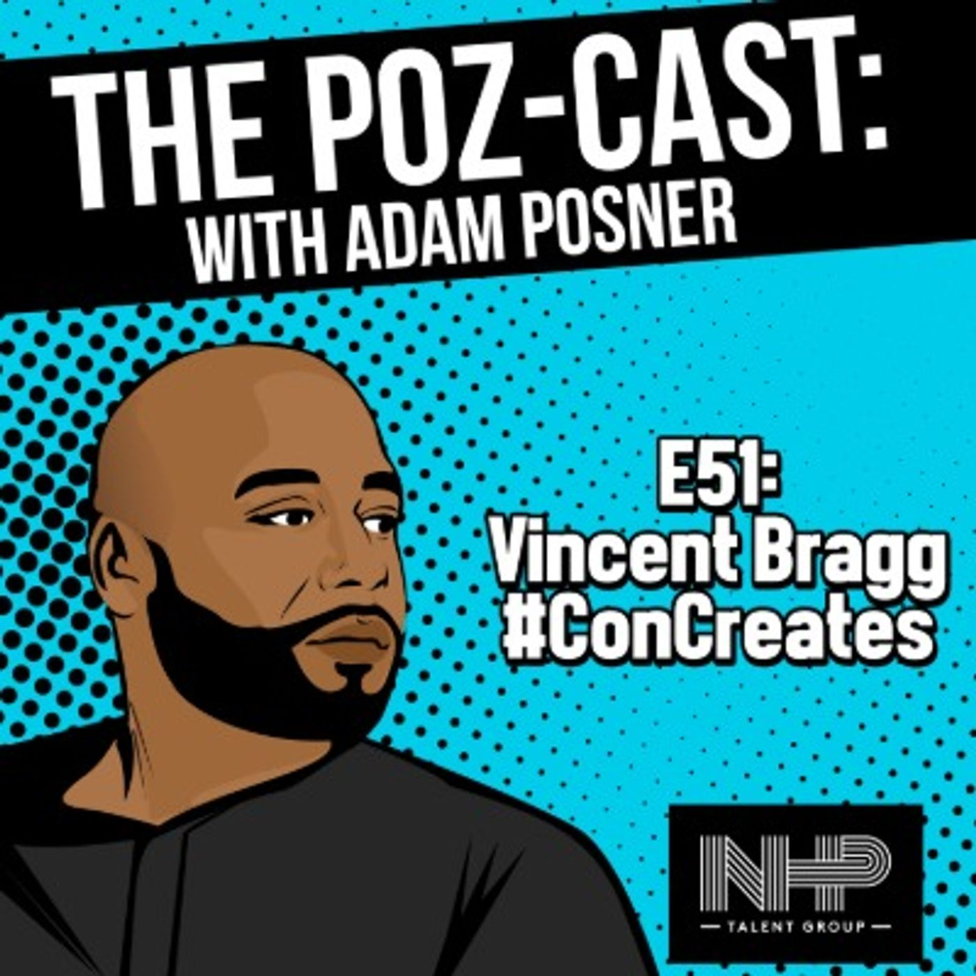 BEST OF #thePOZCAST E51: Vincent Bragg & Joe Michael Nickson: From Prison to the Ad Agency Boardroom