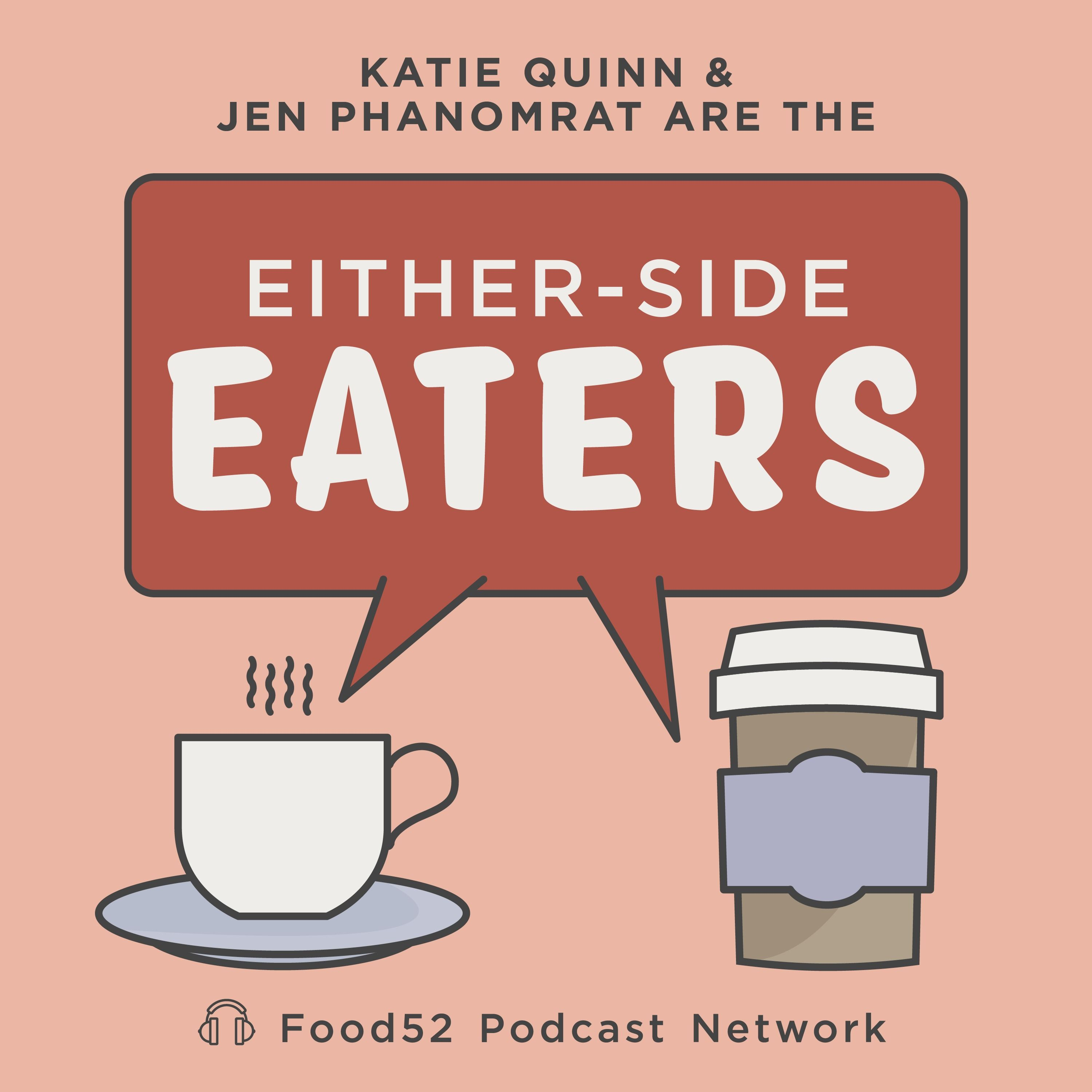 Either Side Eaters: Breakfast! With Zoe Kelly