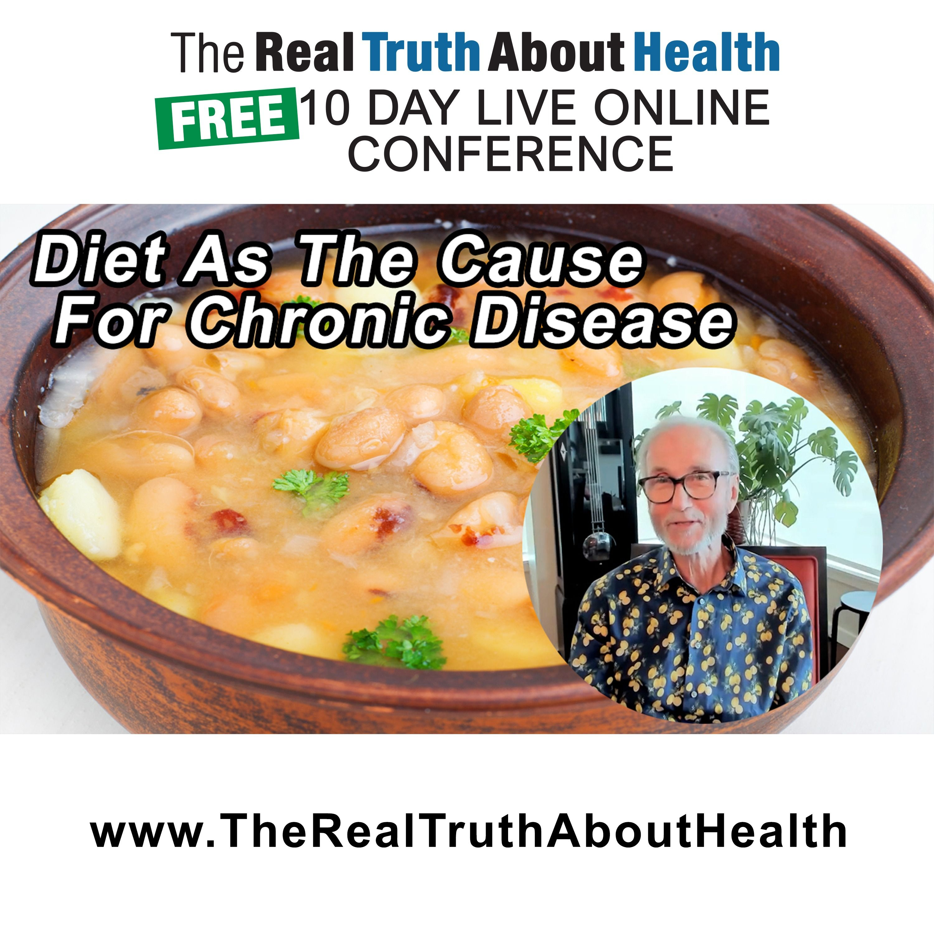 Diet As The Common Denominator For Chronic Diseases, Climate Change And COVID19 - Offstage Interview