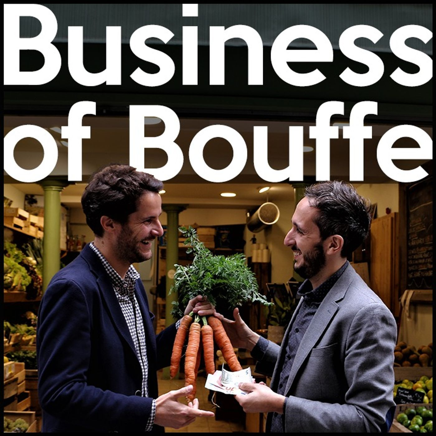 <REPLAY> Business of Bouffe #7 | Emmanuel Rubin - Le Figaro | L'histoire d'un journaliste énigmatique qui aime profondément les restaurants et la gastronomie