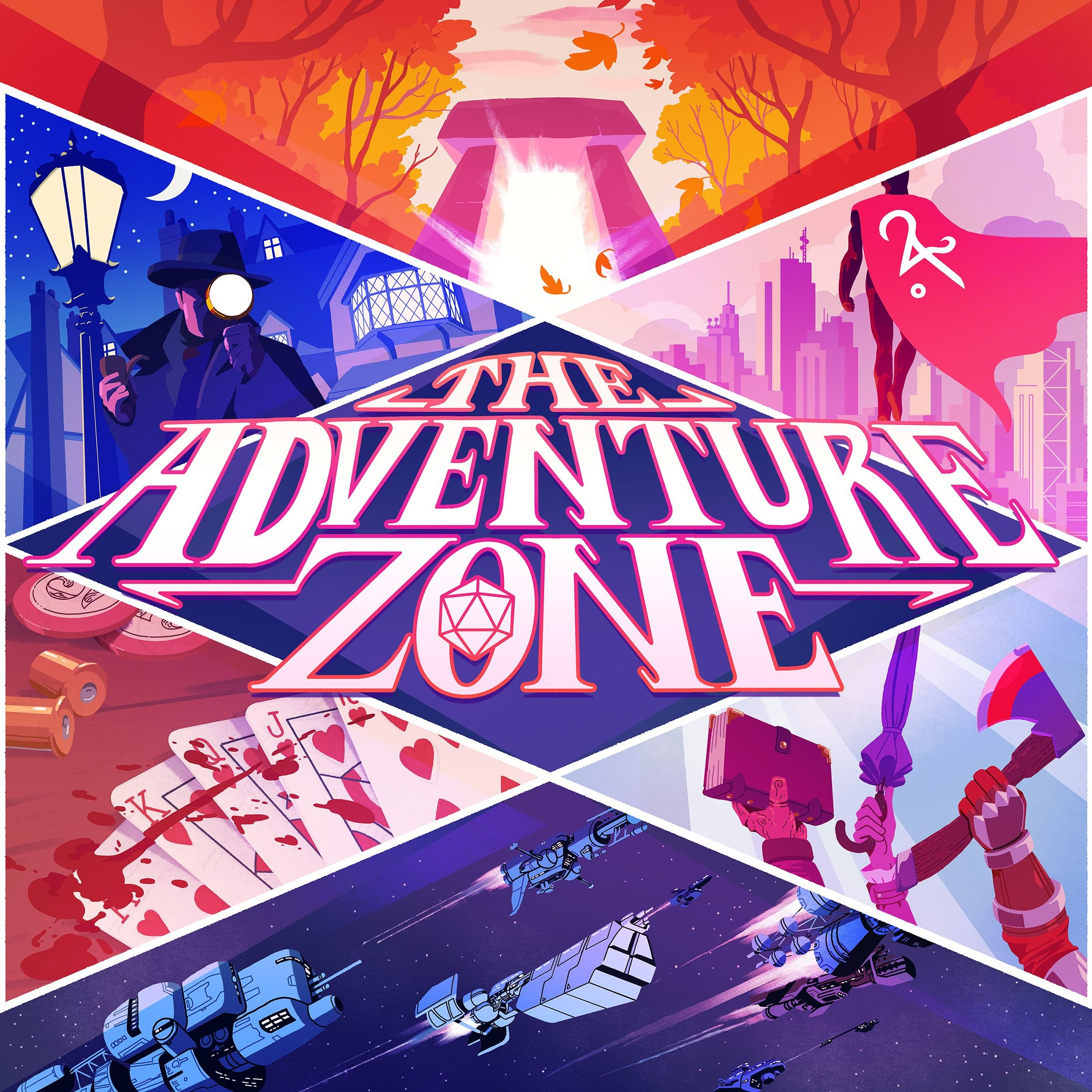 The Adventure Zone: Amnesty Halloween Special!