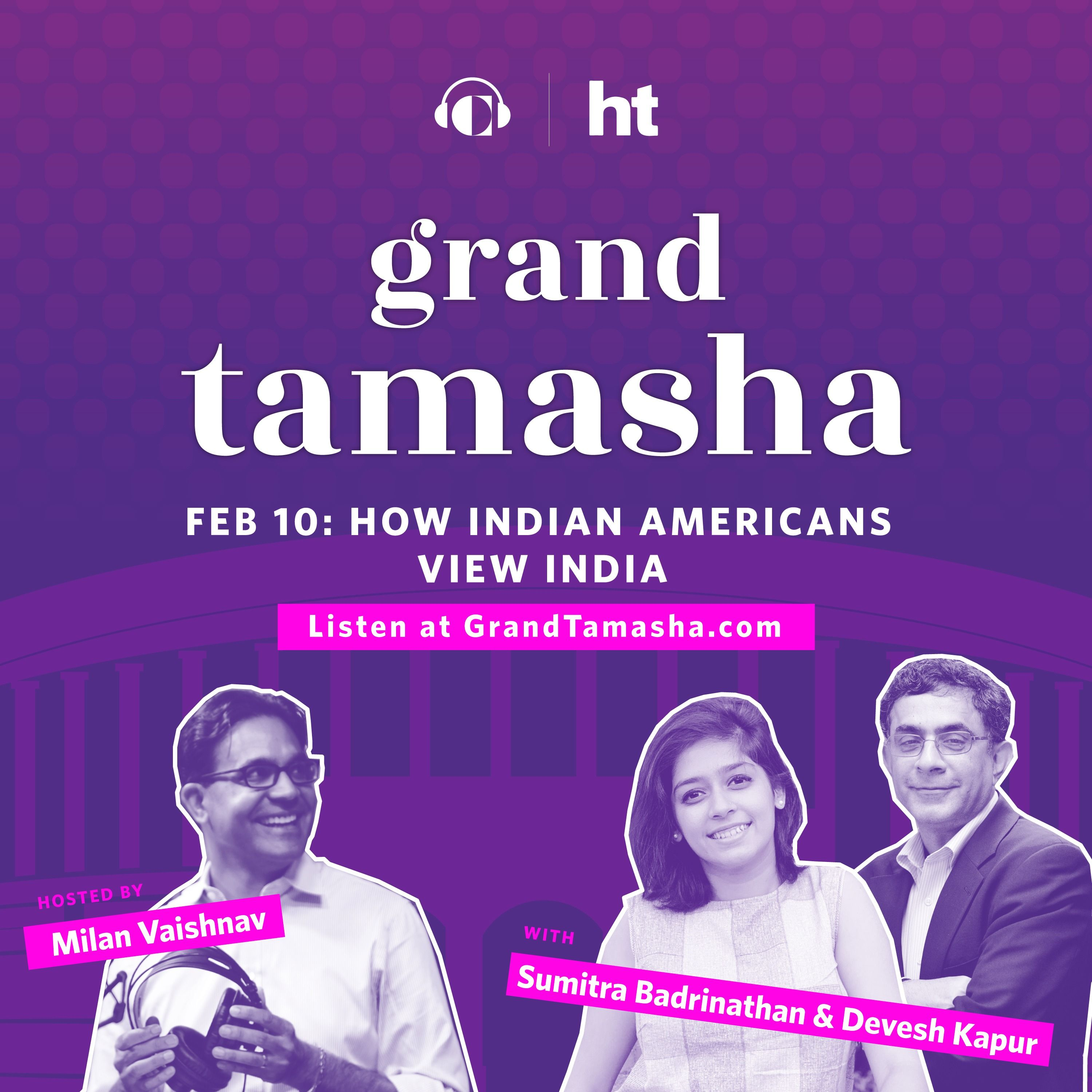 Sumitra Badrinathan and Devesh Kapur on How Indian Americans View India