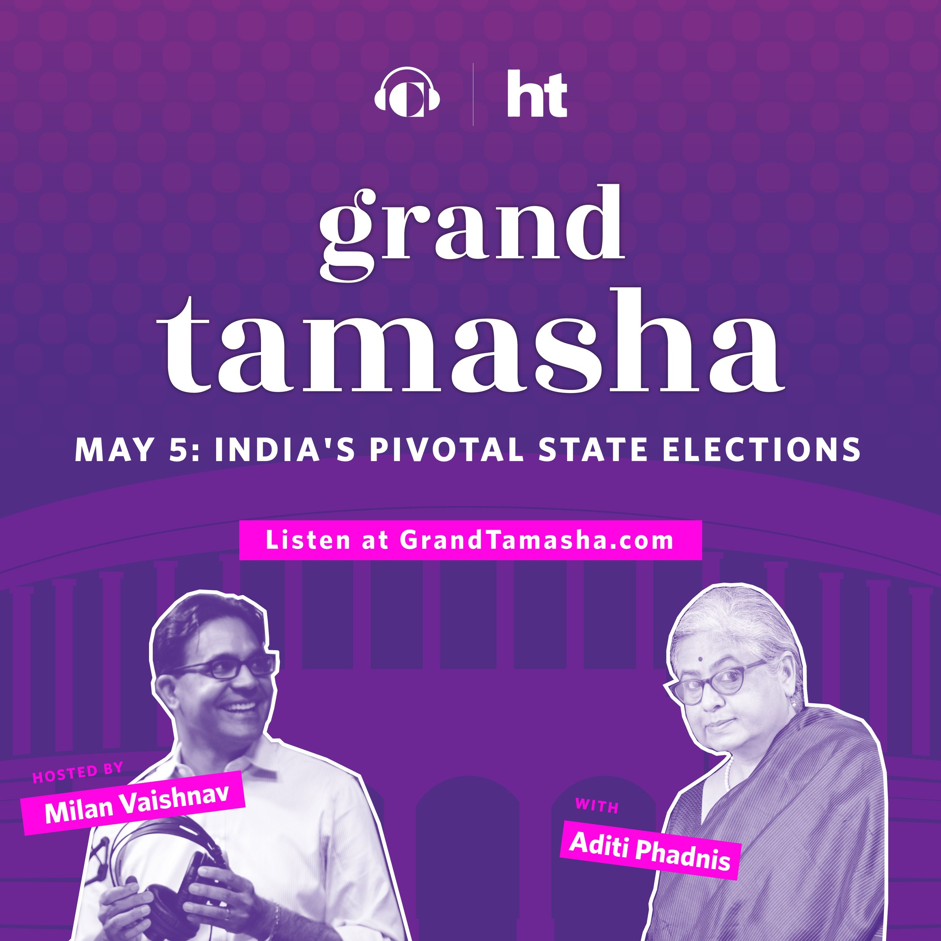 Aditi Phadnis on India's Pivotal State Elections