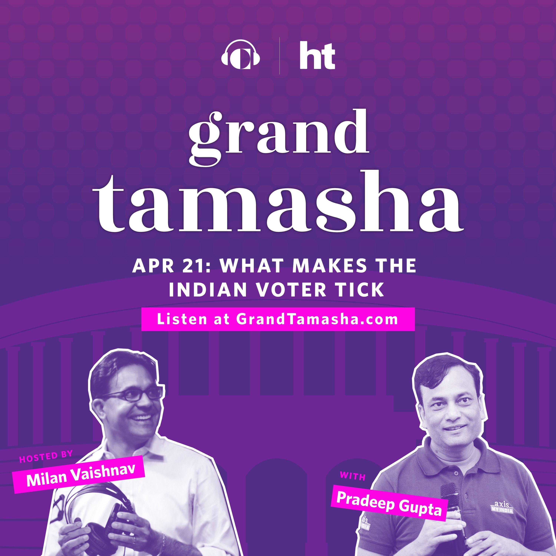 Pradeep Gupta on What Makes the Indian Voter Tick