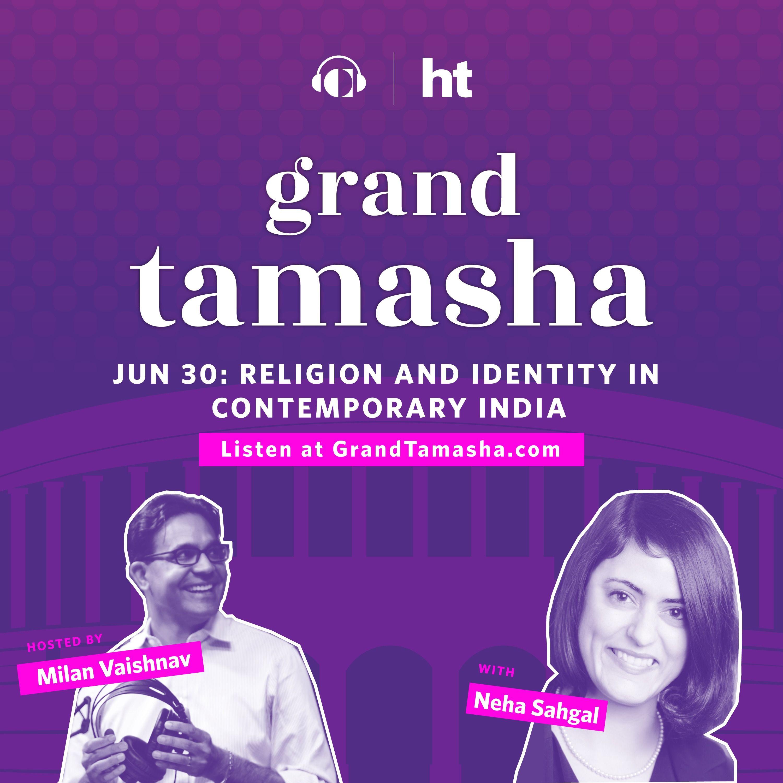Neha Sahgal on Religion and Identity in Contemporary India