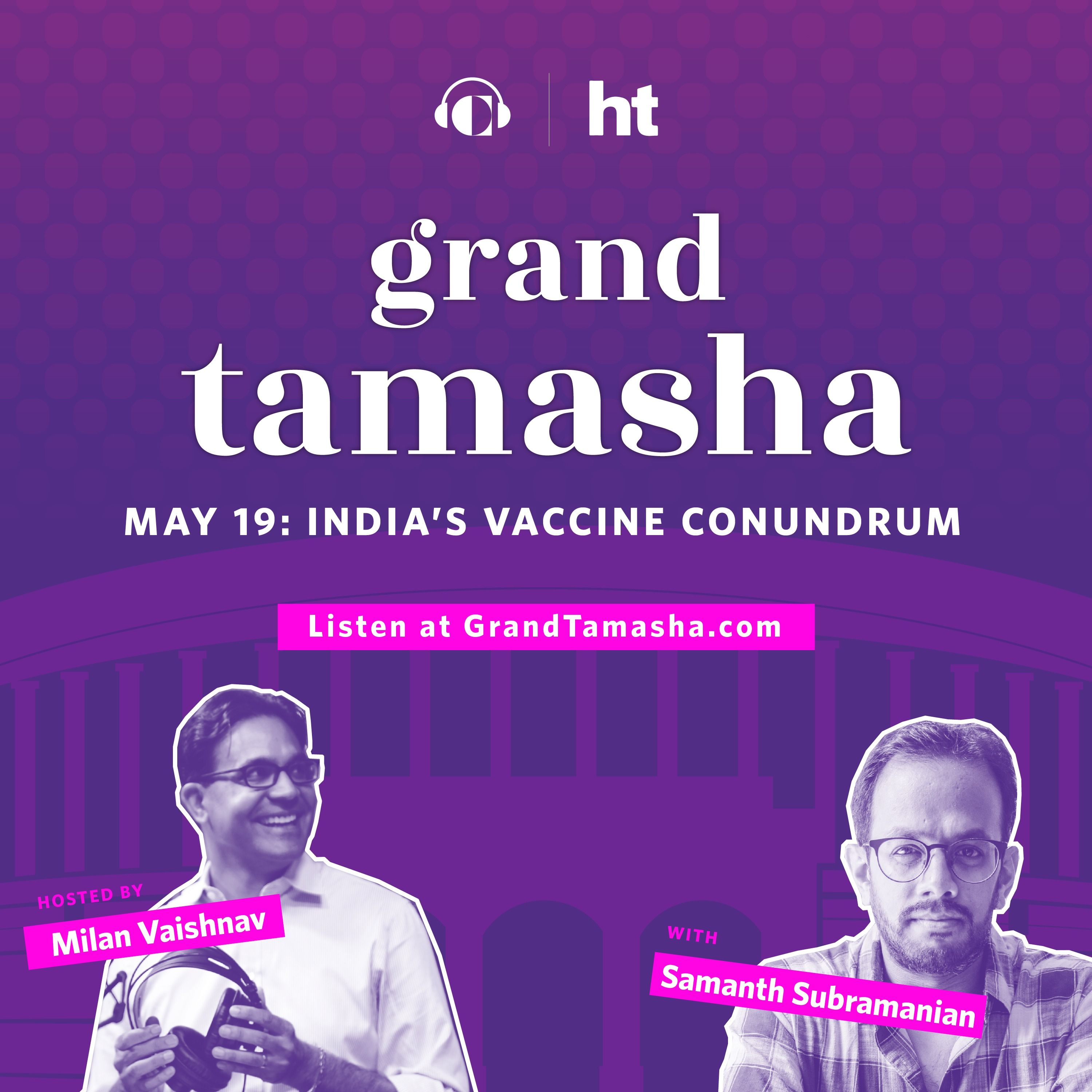 Samanth Subramanian on India's Vaccine Conundrum
