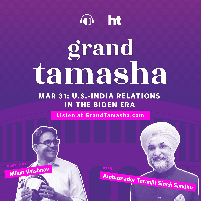 Ambassador Taranjit Singh Sandhu on U.S.-India Relations in the Biden Era