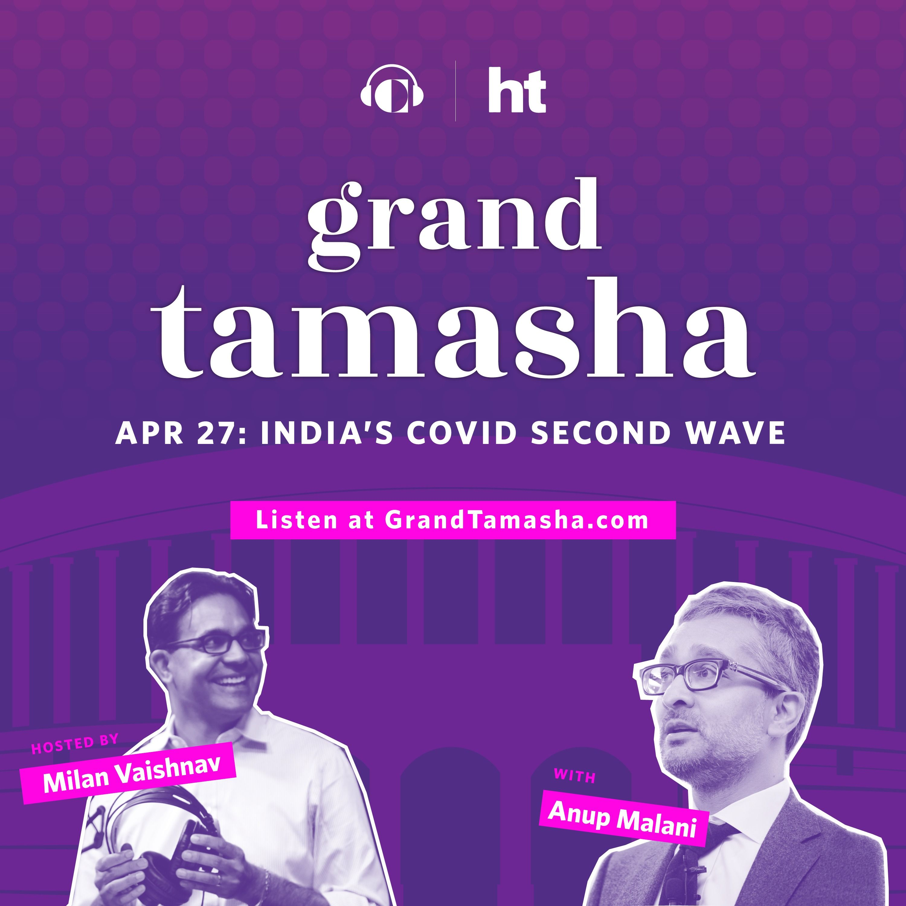 Anup Malani on India's COVID Second Wave