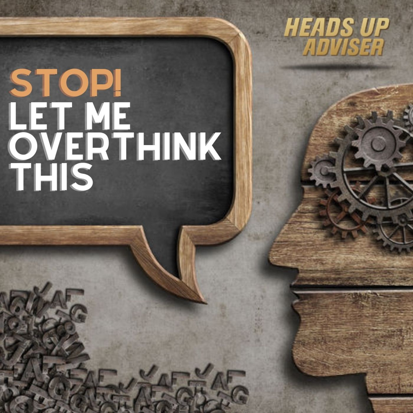 Stop! Let Me Overthink This... with John Sbrocco & Craig Lack