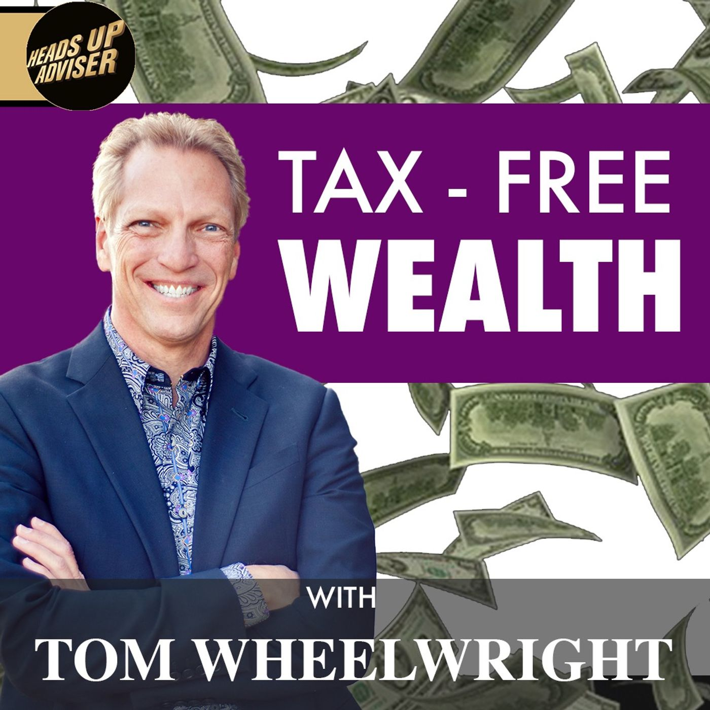 Tax-Free Wealth For Brokers With Tom Wheelwright