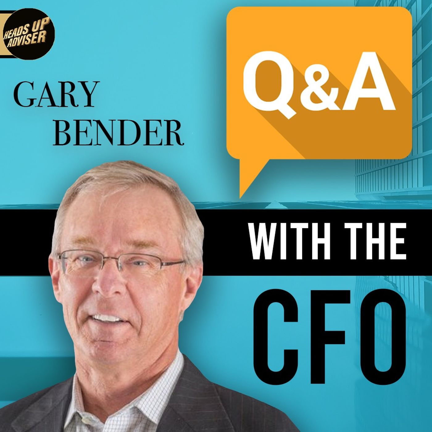 Q&A with the CFO with Gary Bender (How Insurance Brokers Can Close The Deal With The CFO)