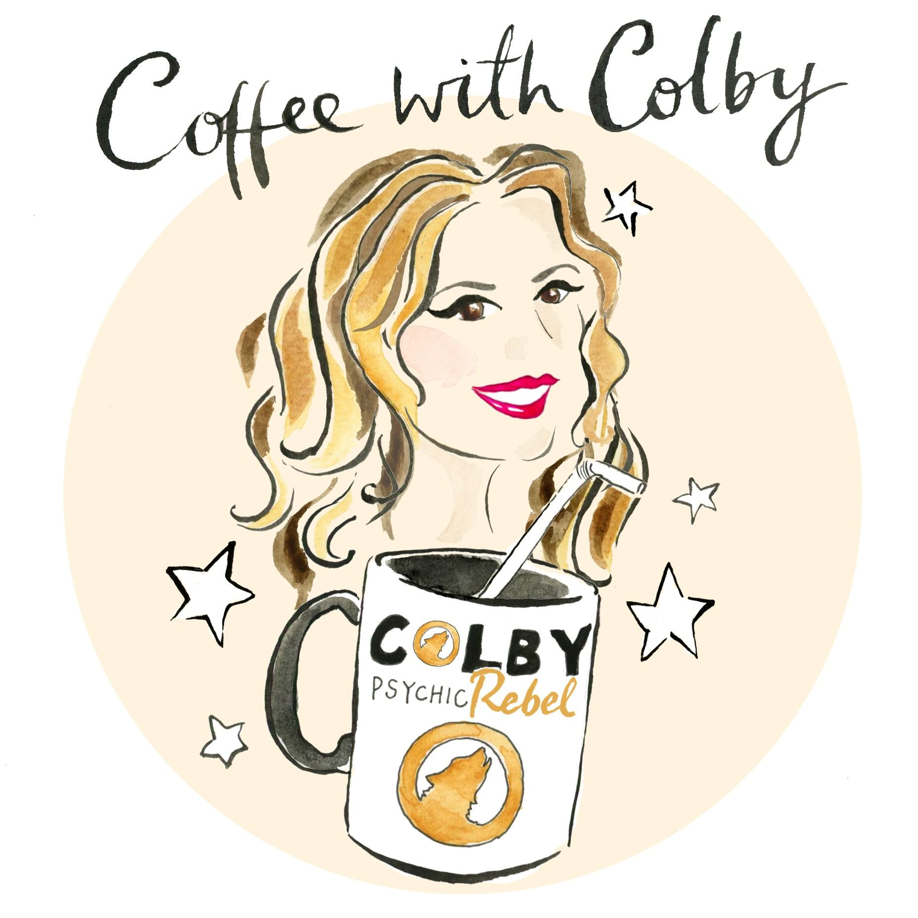Ep 525 How To Raise Your Vibration-Coffee with Colby