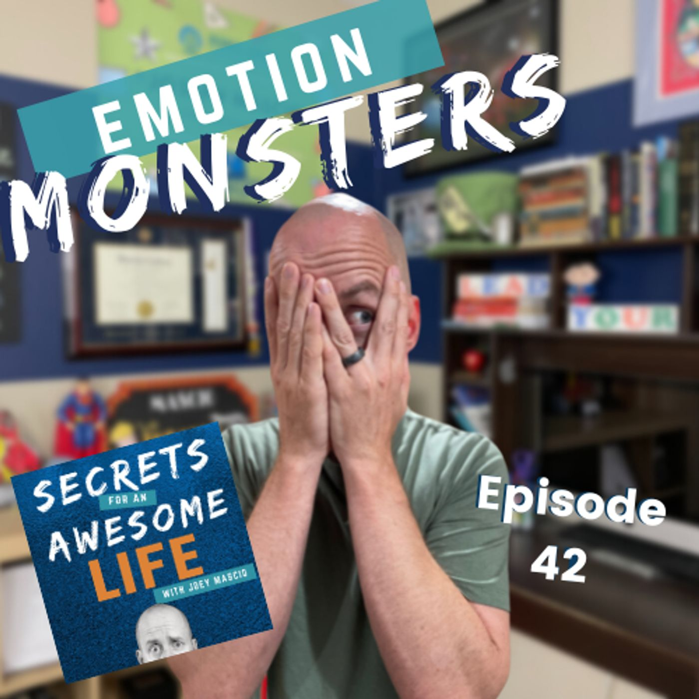 Emotion Monsters