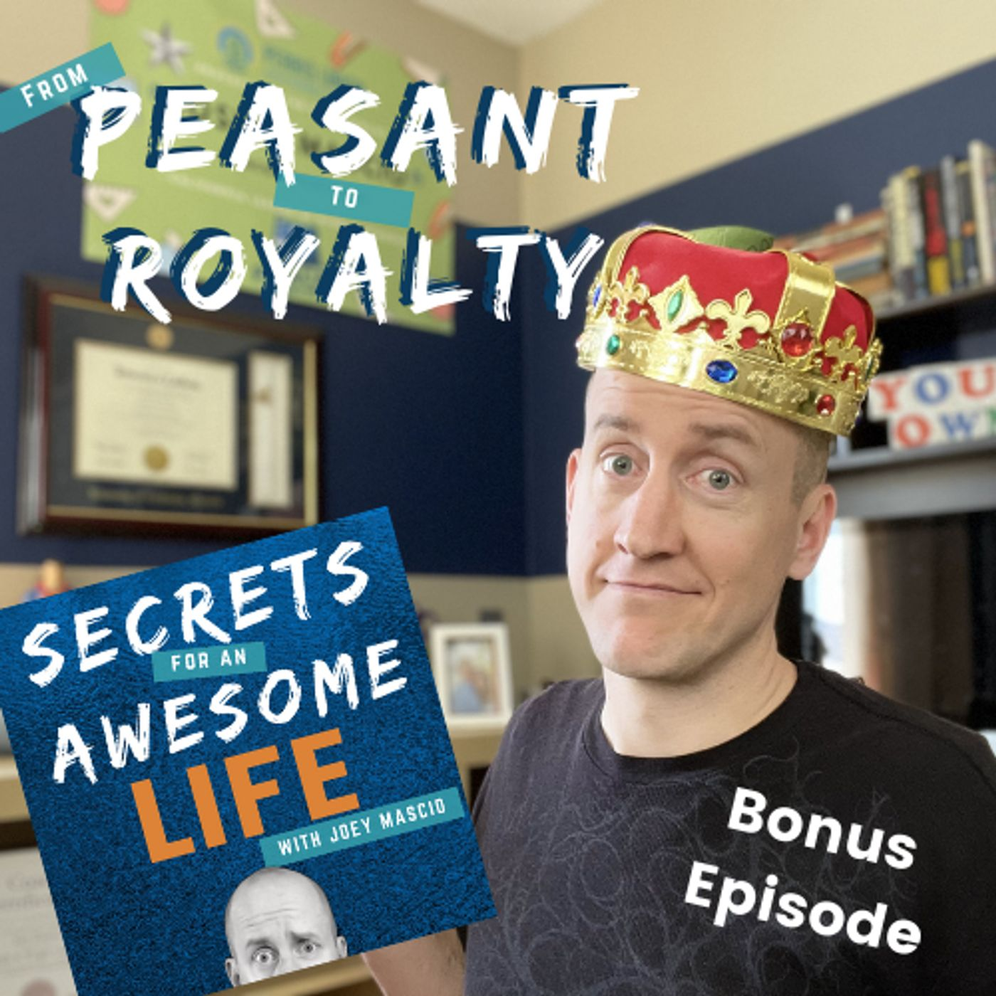 Bonus: From Peasant to Royalty
