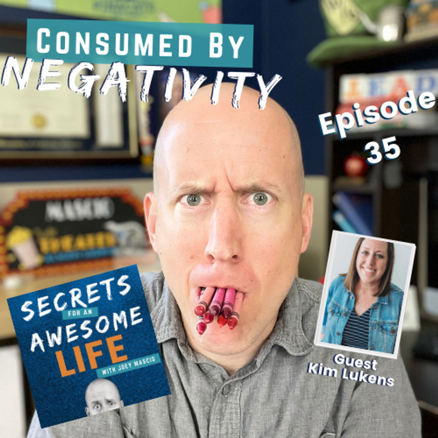 Consumed by Negativity?
