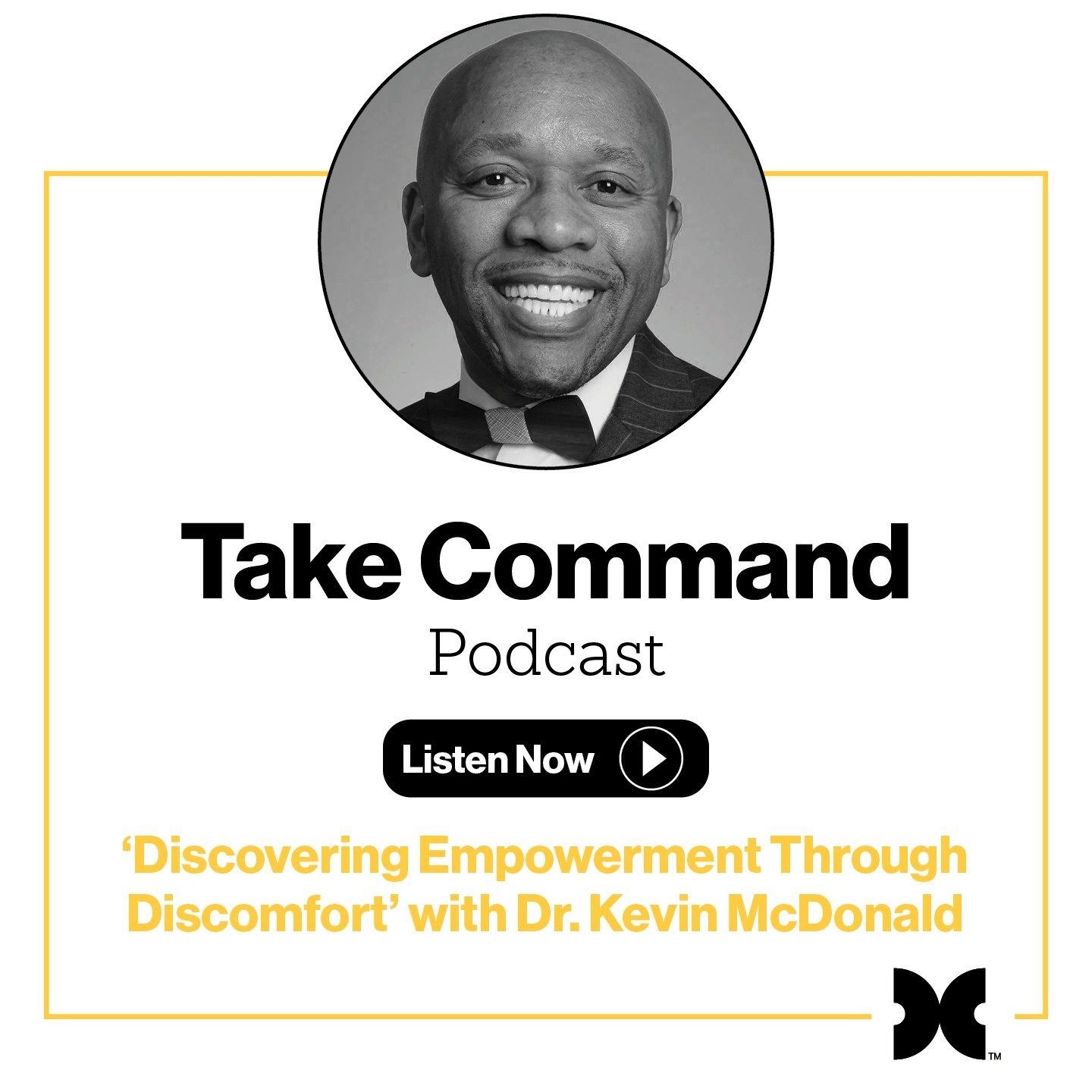 #8 'Discovering Empowerment Through Discomfort' with Dr. Kevin McDonald