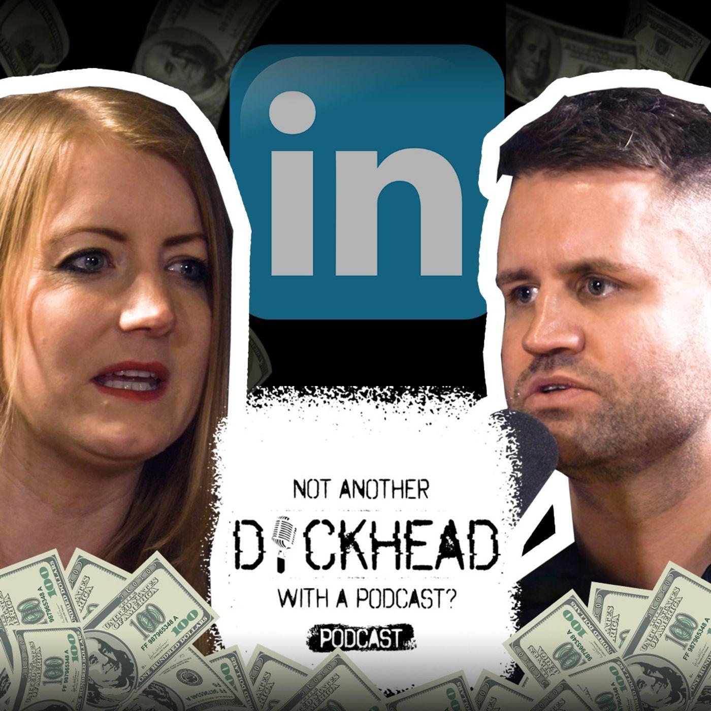 Making Money on LinkedIn with Helen Pritchard
