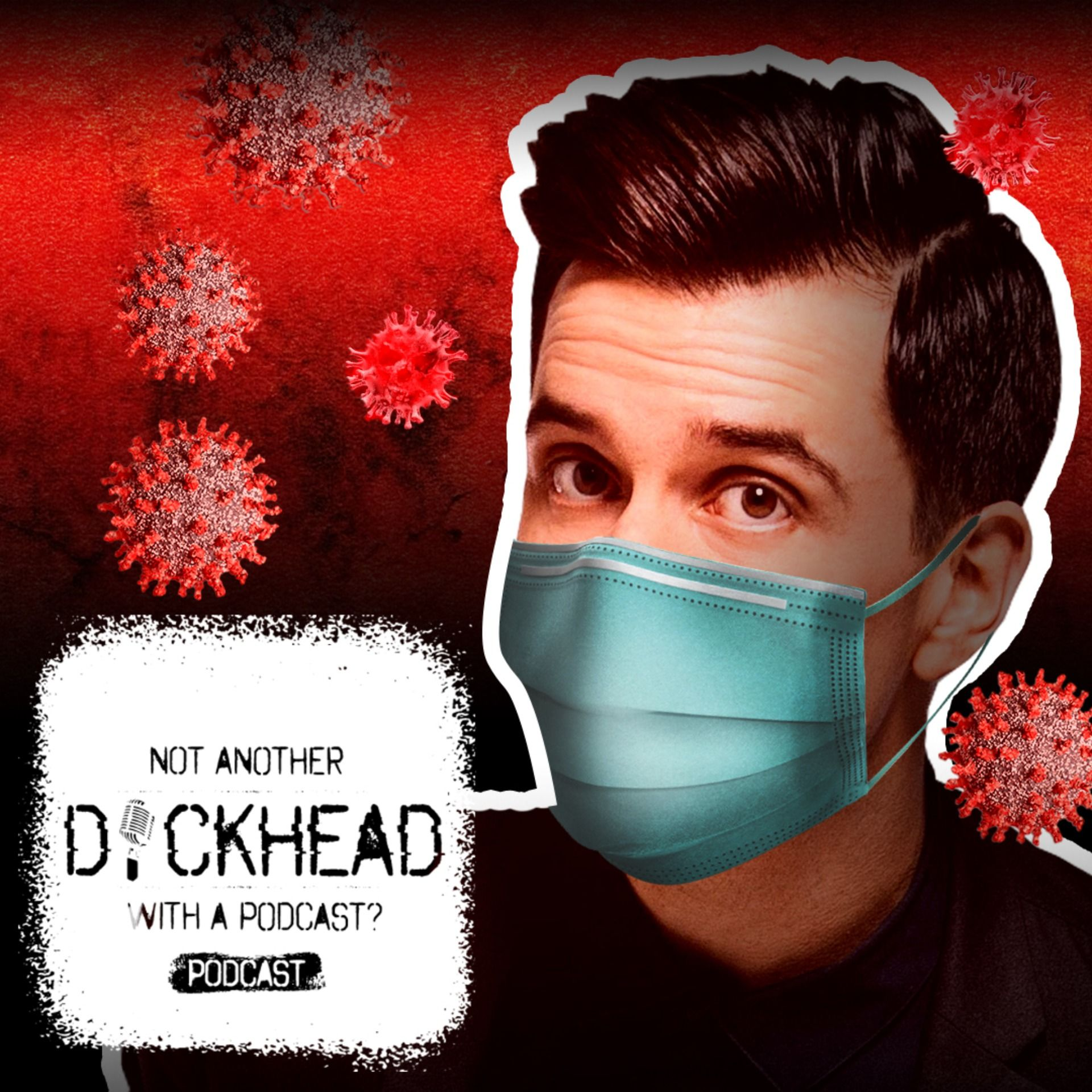 Russell Kane ן Not Another D*ckhead with a Podcast #15