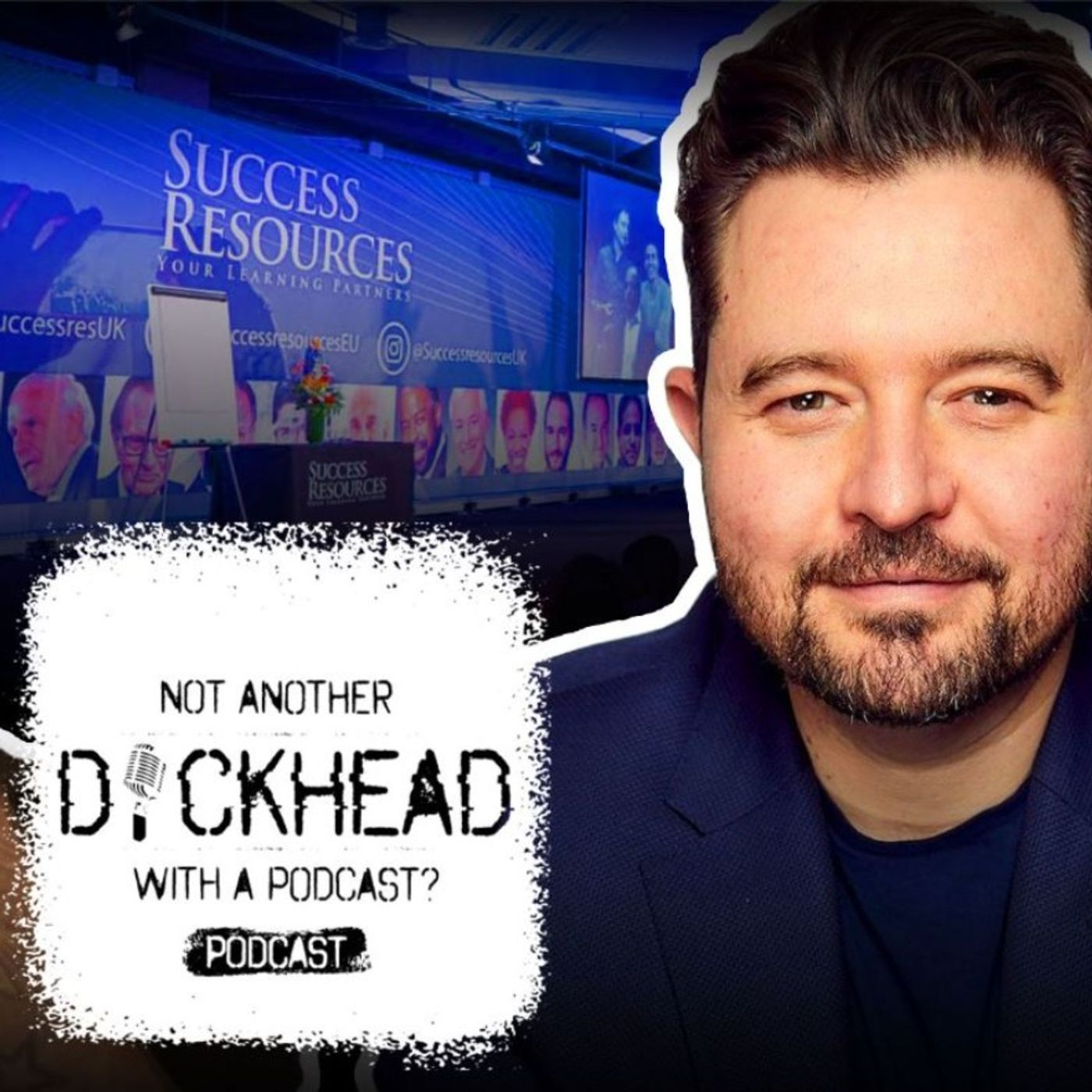 Dan Priestley ן Not Another D*ckhead with a Podcast #15'