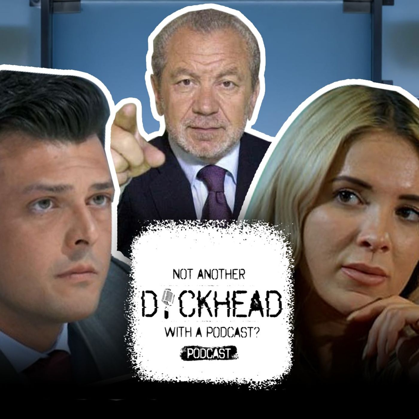 What is it really like on the Apprentice? ן Not Another D*ckhead with a Podcast #13