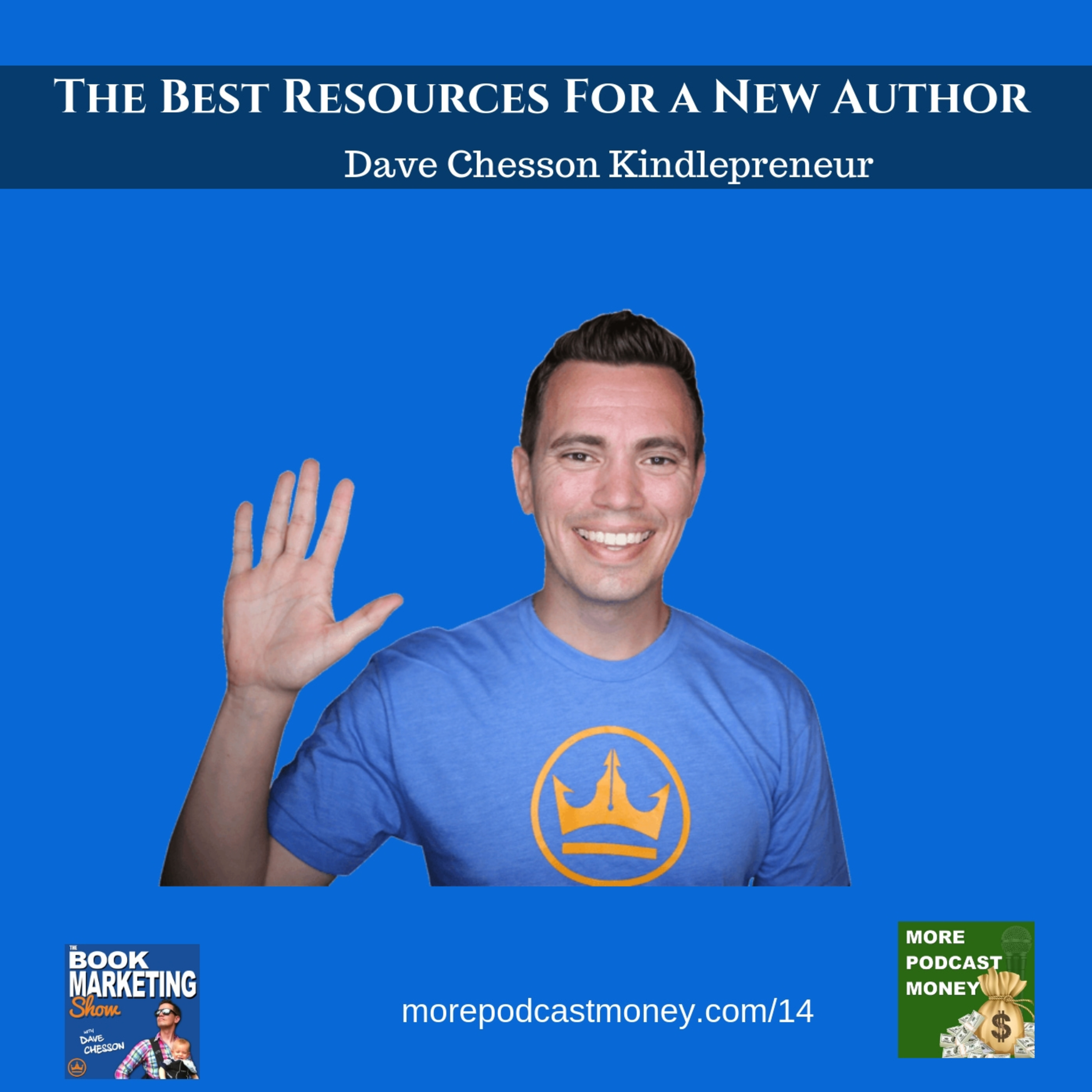 The Best Resources For a New Author