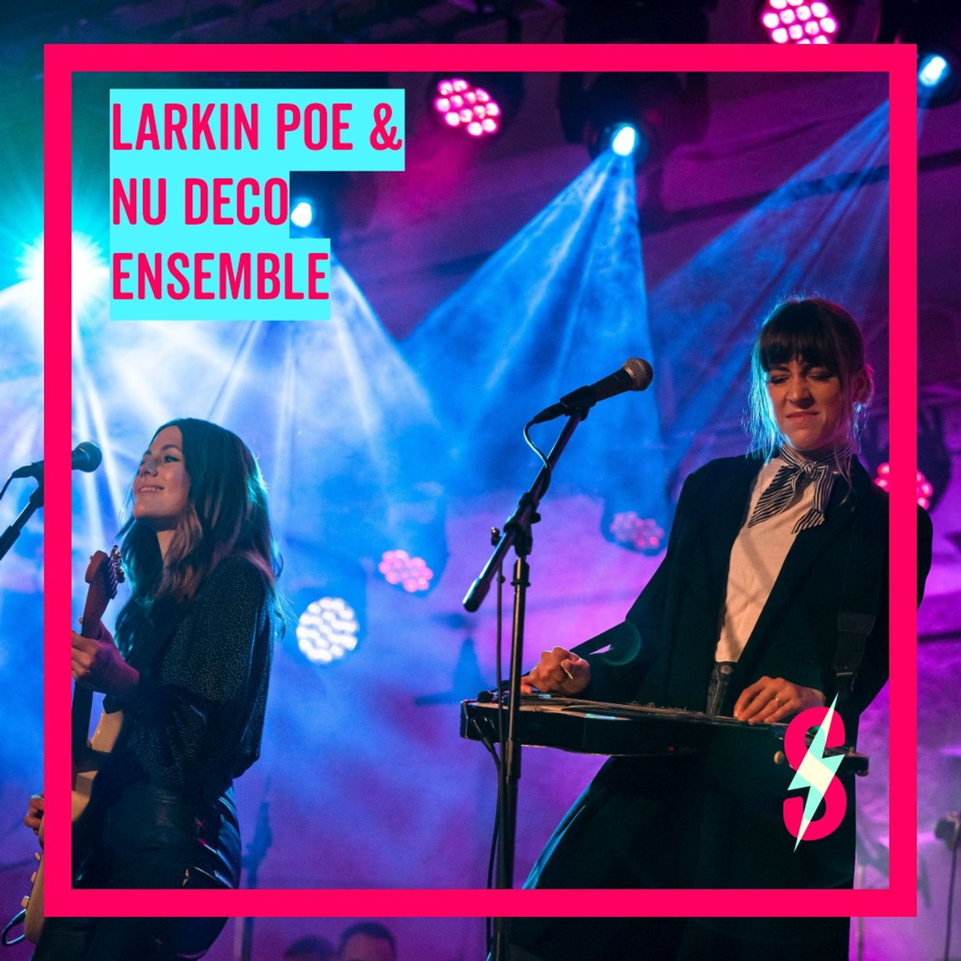Larkin Poe And Nu Deco Ensemble Are Sparked By Led Zeppelin IV: Notes On A Musical Giant