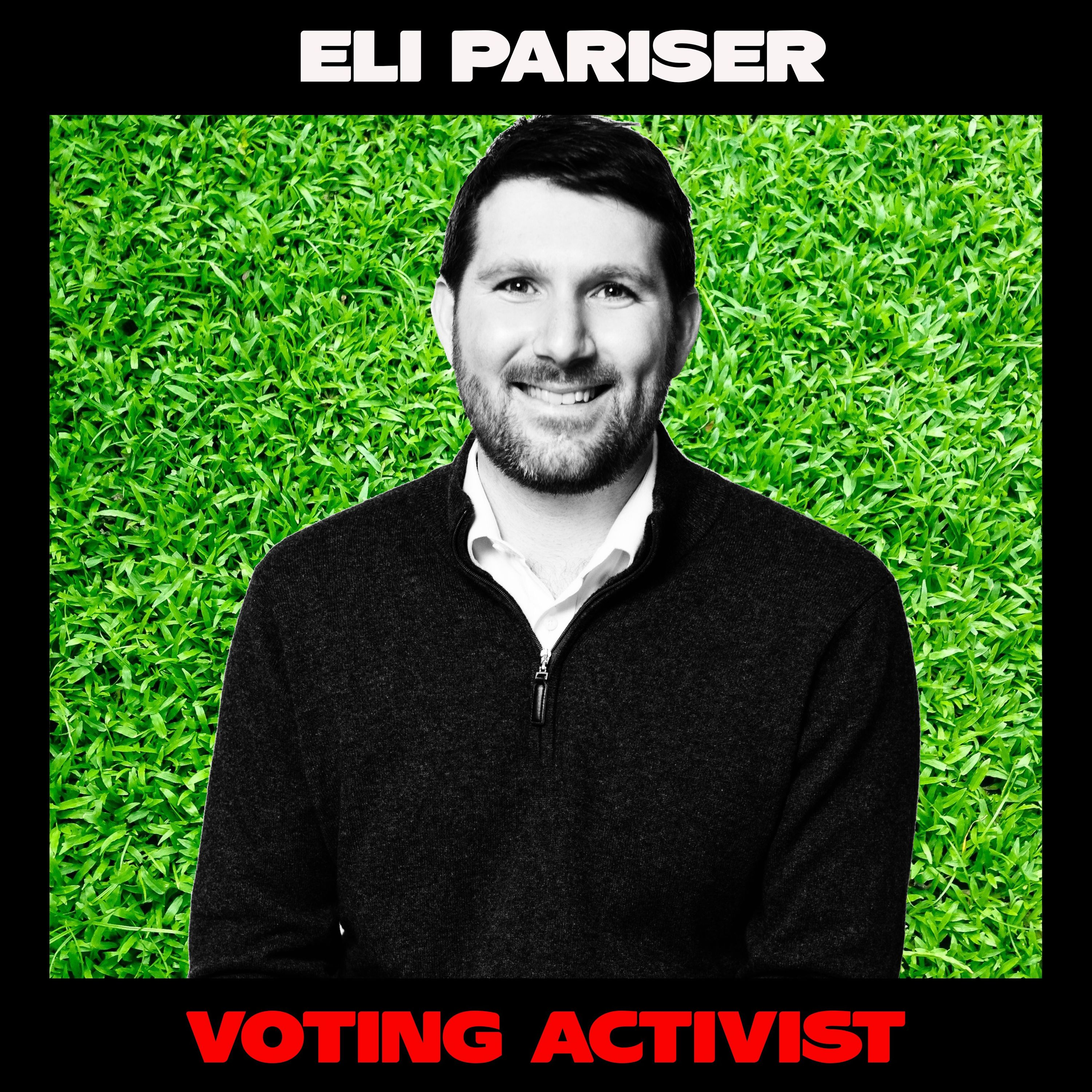 Eli Pariser: How We Can Actually Use the Internet for Good Things
