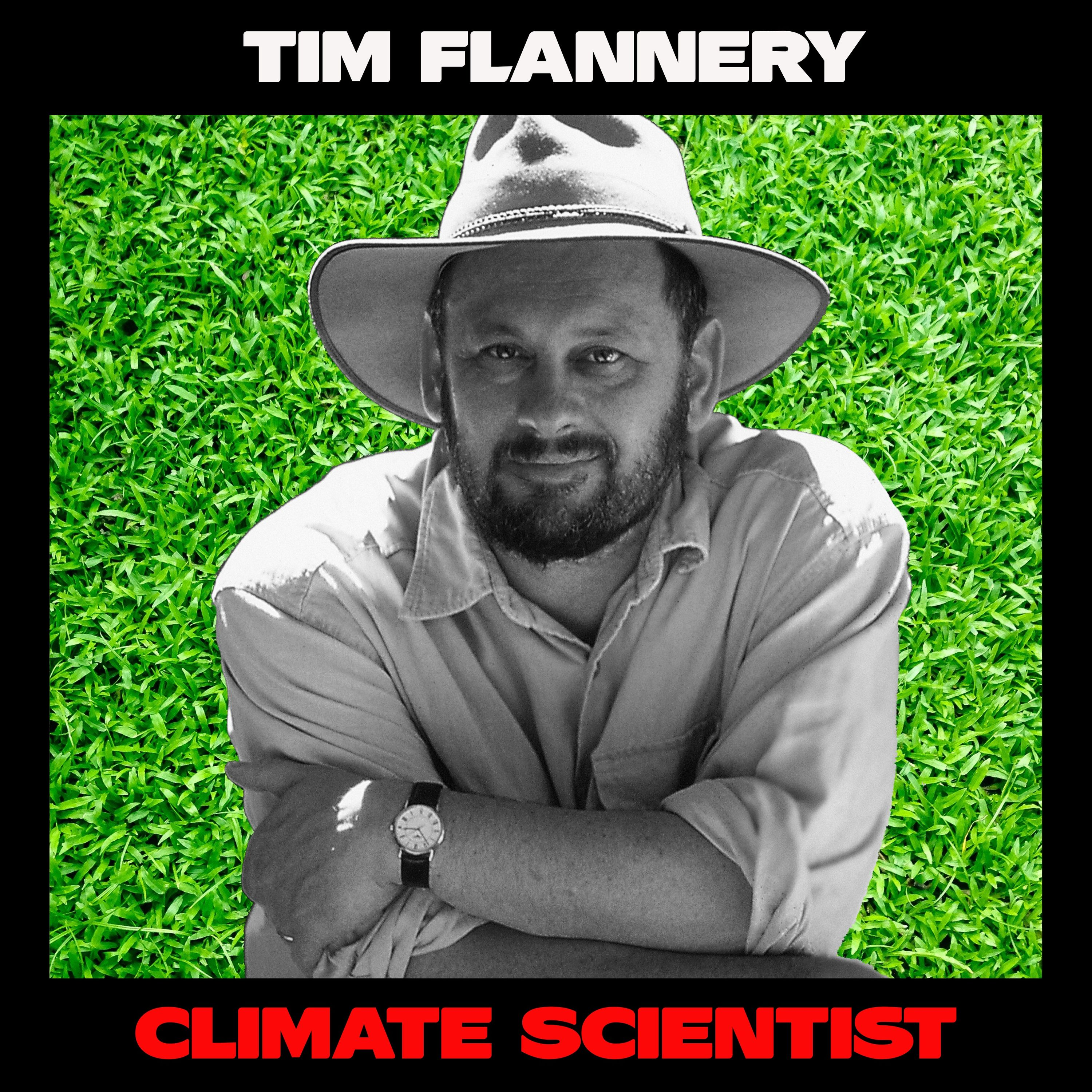 Tim Flannery: The Need for Drawdown