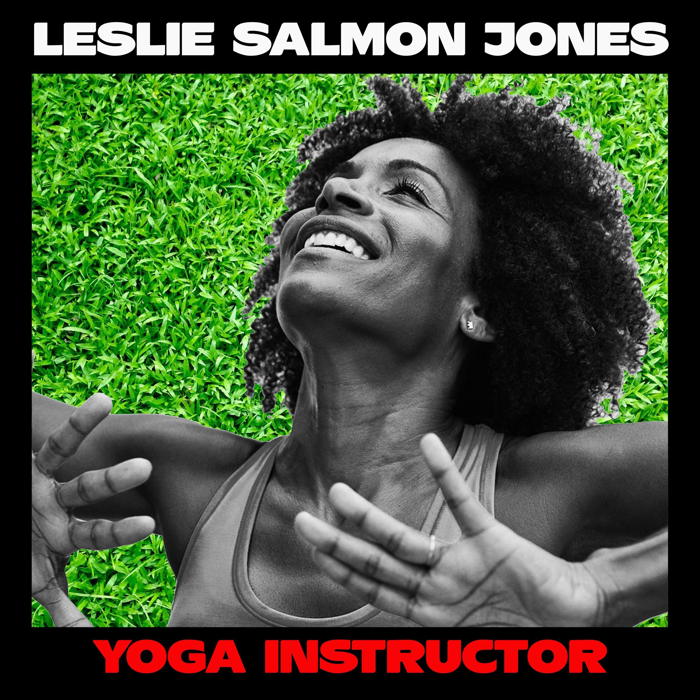 Leslie Salmon Jones: The Heart Doesn't Lie