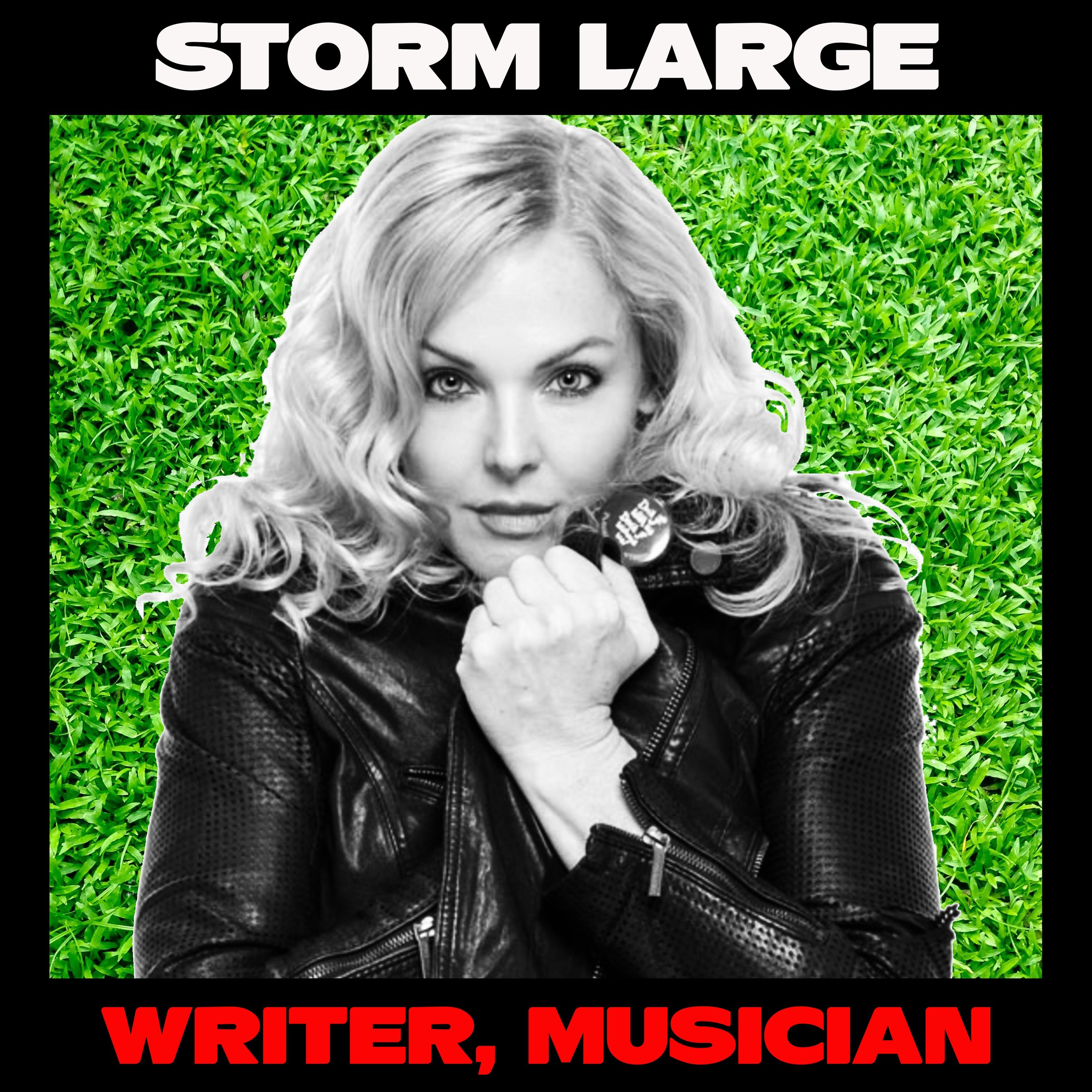 Storm Large: Know Who You Are Not
