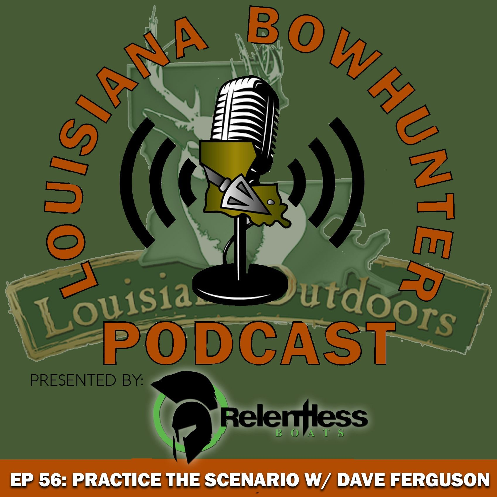 Episode 56: Practice the Scenario w/ Dave Ferguson