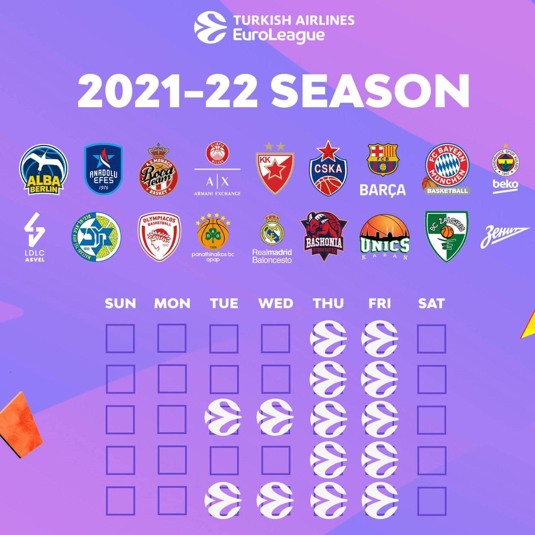 Евролига 2021/22. Мега-превью от SportHub