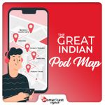The Great Indian Pod-Map