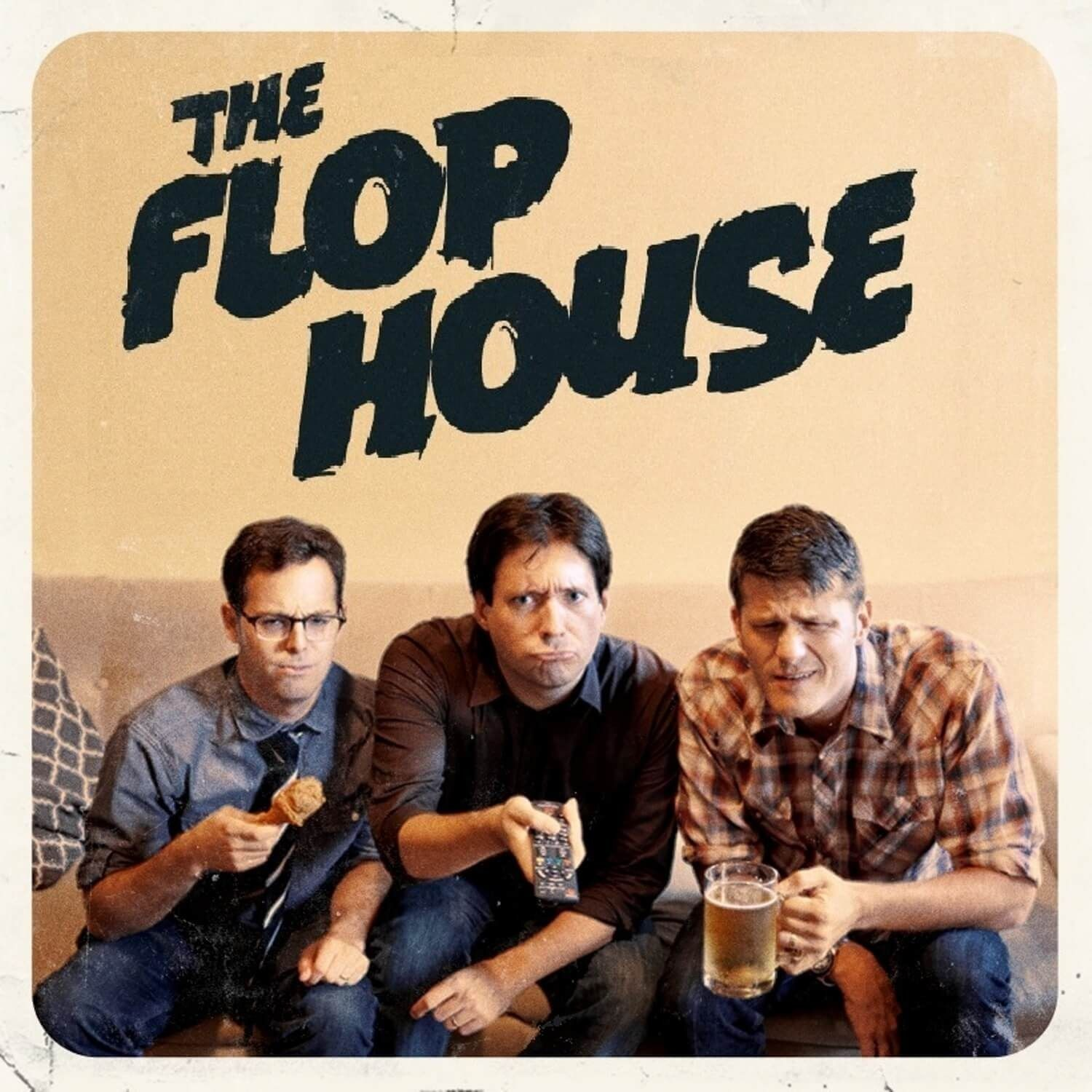 The Flop House Podcast Addict
