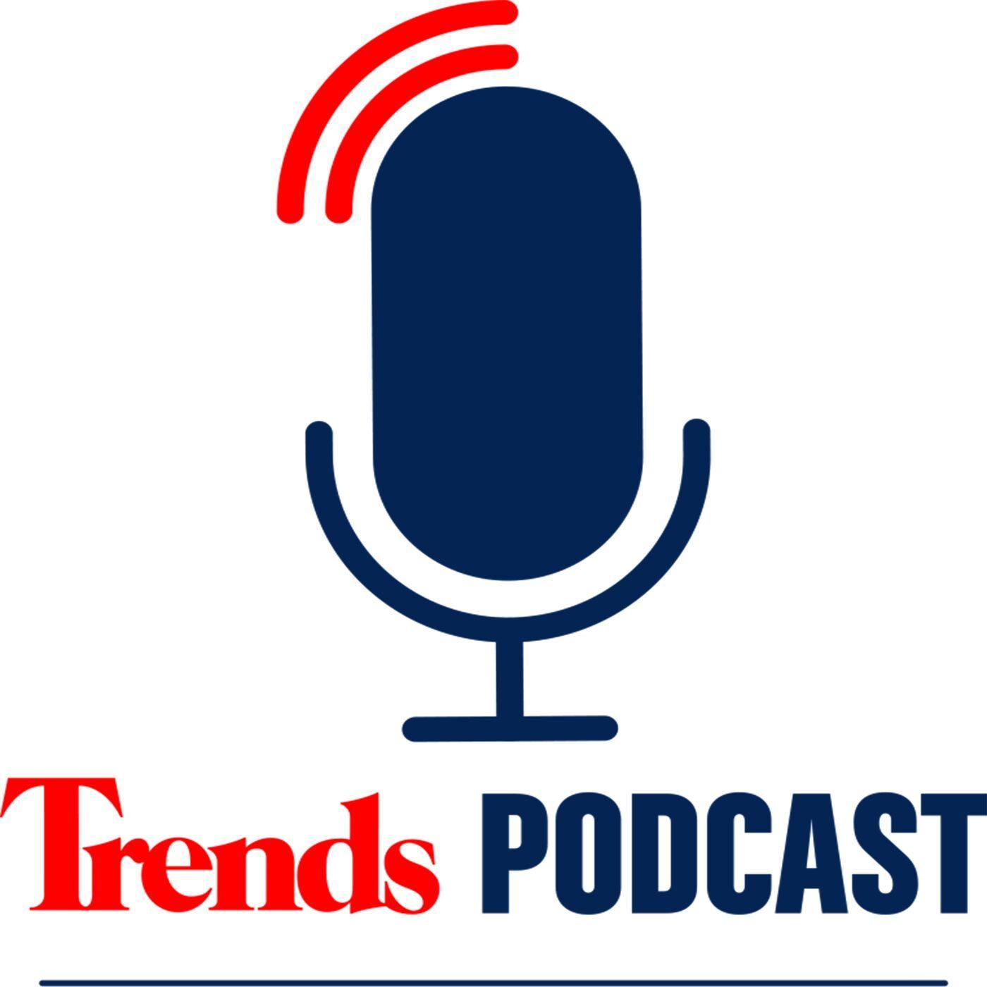Trends Podcast logo