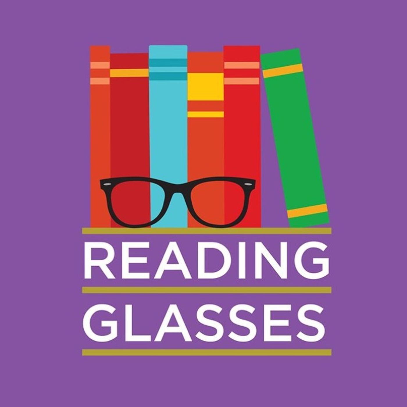 Ep 183 - 2020 Reading Glasses Challenge and 2021 Announcement!