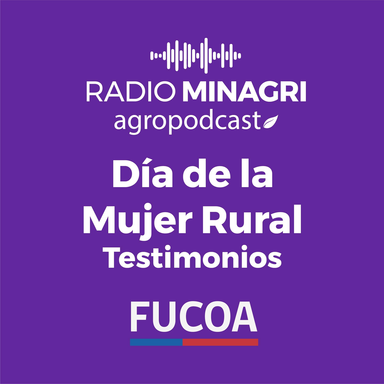Día de la Mujer Rural – Ruth Troncoso, presidenta de la Mesa de Mujeres Rurales de La Araucanía