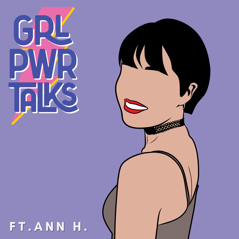 專訪 #64 不是因為能力不足而遇到困難,是因為妳正在成長進步而感到困難 with 插畫家 Ann H.