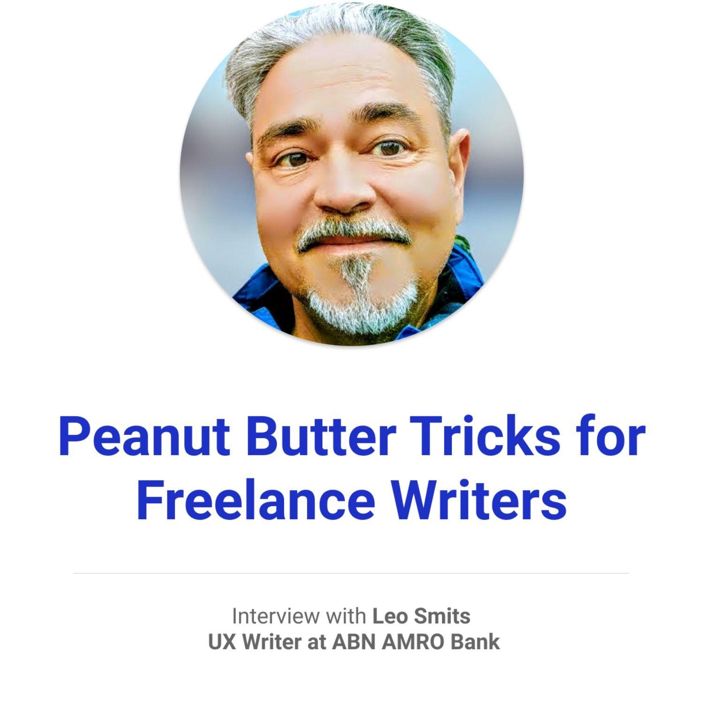 Peanut Butter Tricks for Freelance Writers