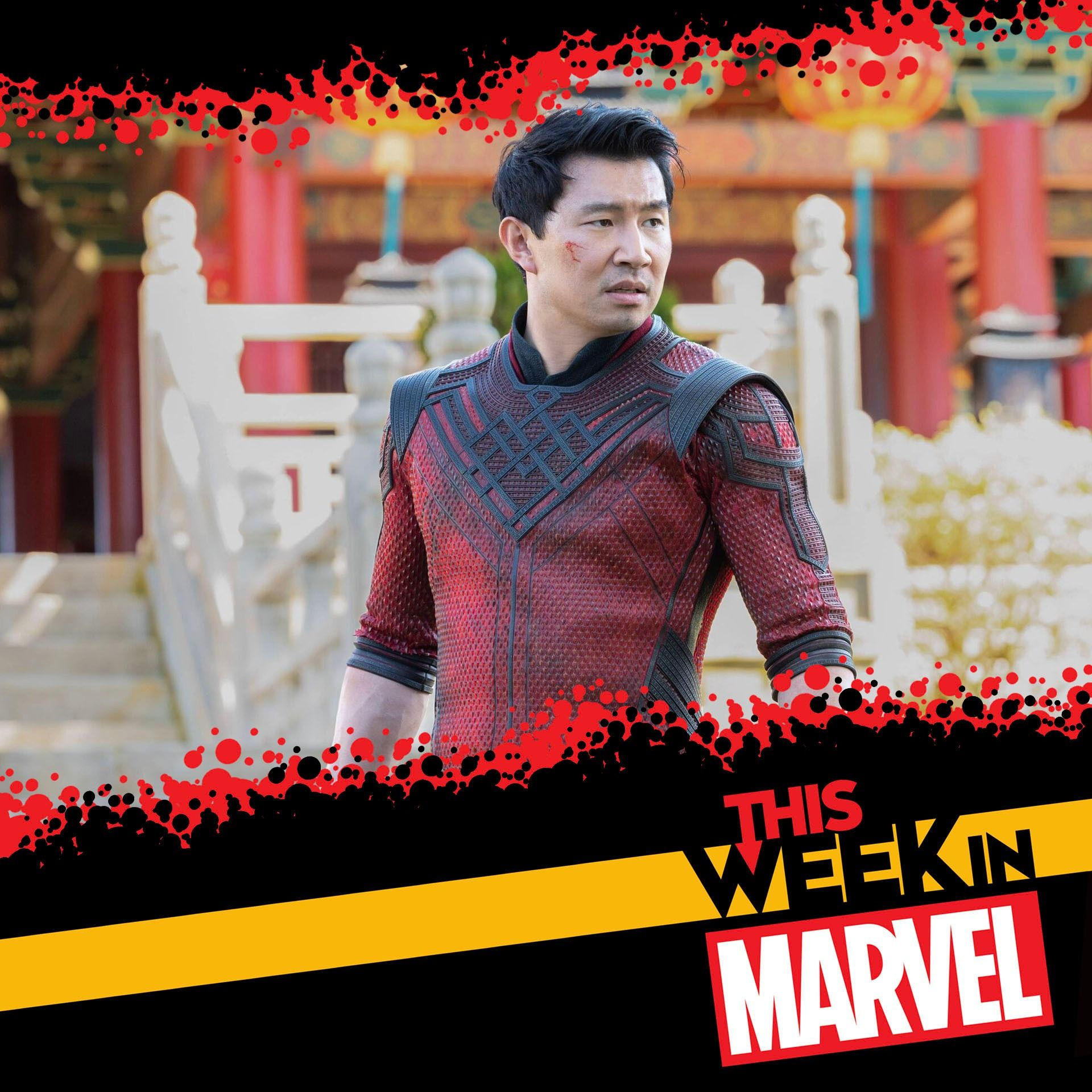 Shang-Chi Star & Director, Comics Announcements, and More!