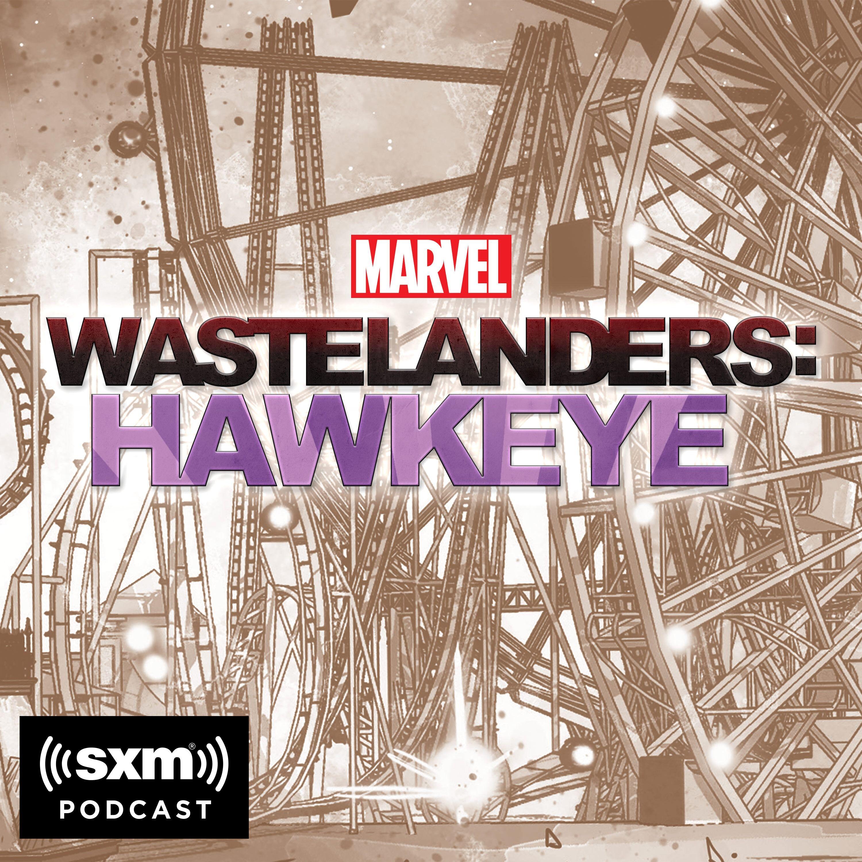 A Sneak Peek of Marvel's Wastelanders: Hawkeye!